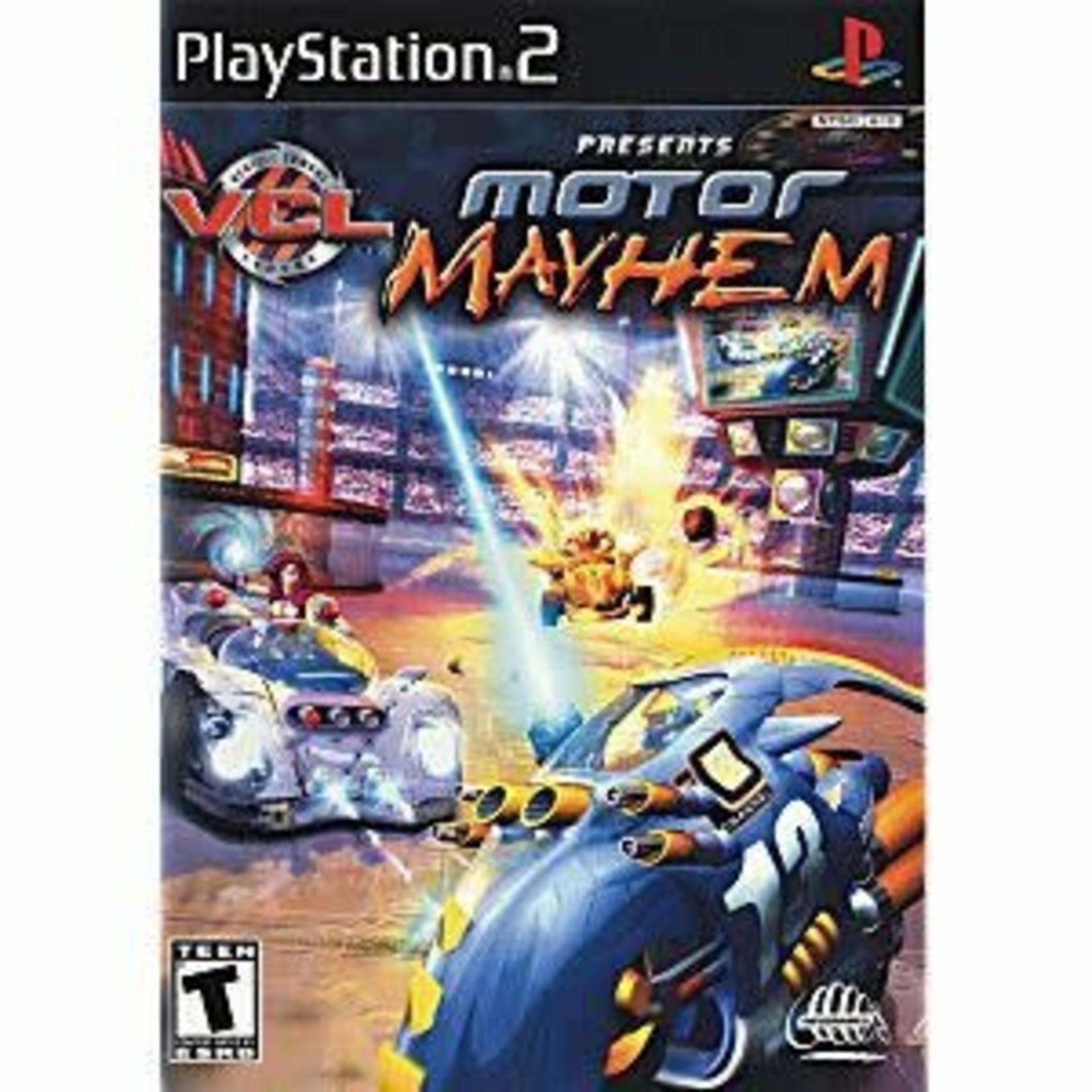 PS2u-MOTOR MAYHEM