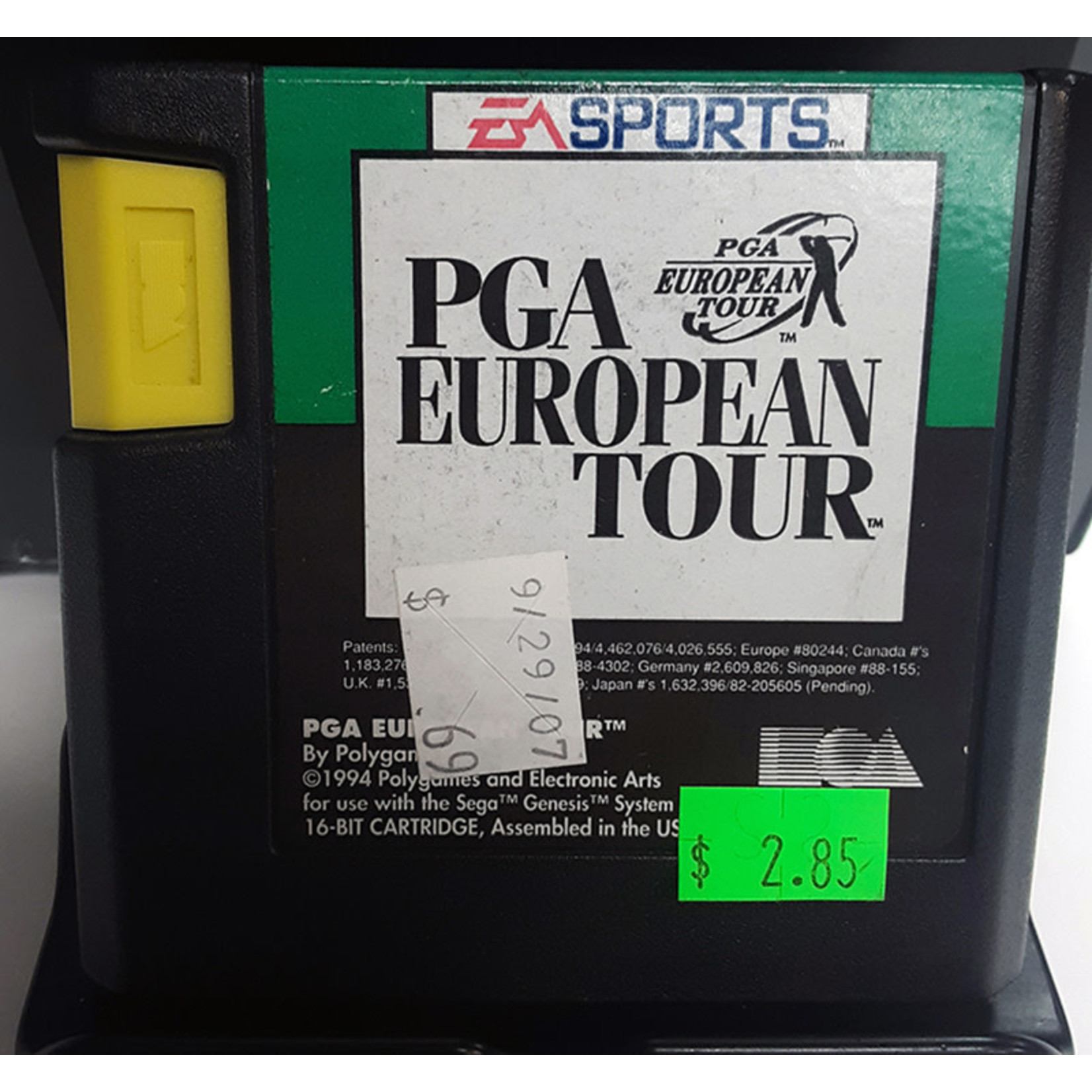 sgu-PGA European Tour (cartridge)