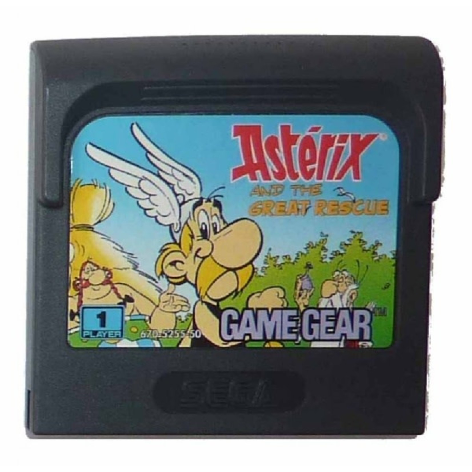GGU-Asterix And The Great Rescue (CARTRIDGE)