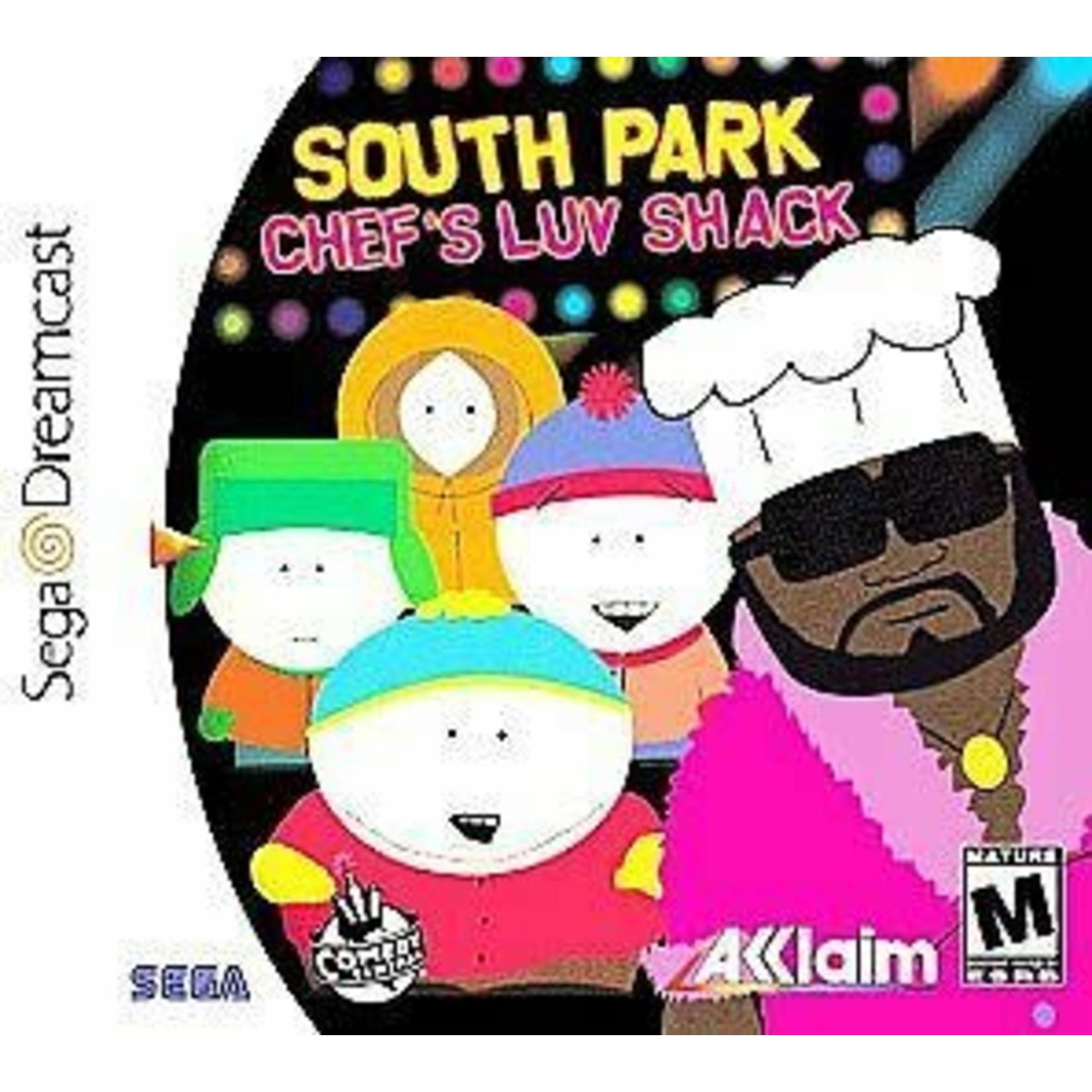 SDCU-South Park Chef's Luv Shack