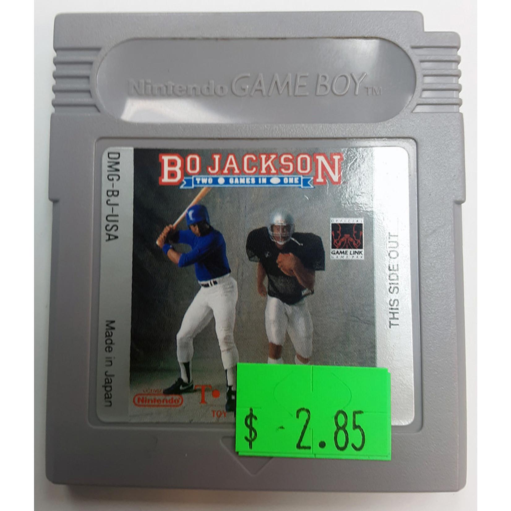 GBu-Bo Jackson Hit and Run (cartridge)