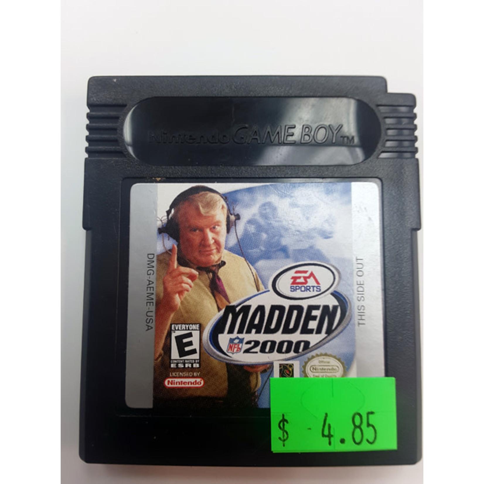 GBCu-Madden 2000 (cartridge)
