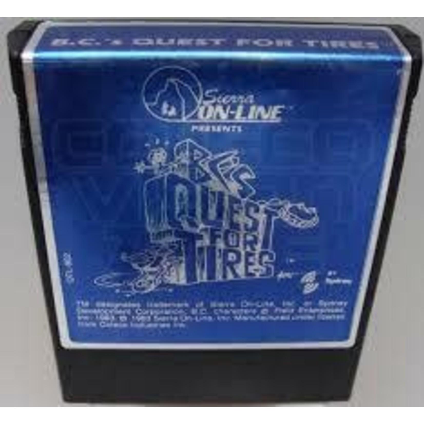 cvu-B.C.'S Quest For Tires (cart only)