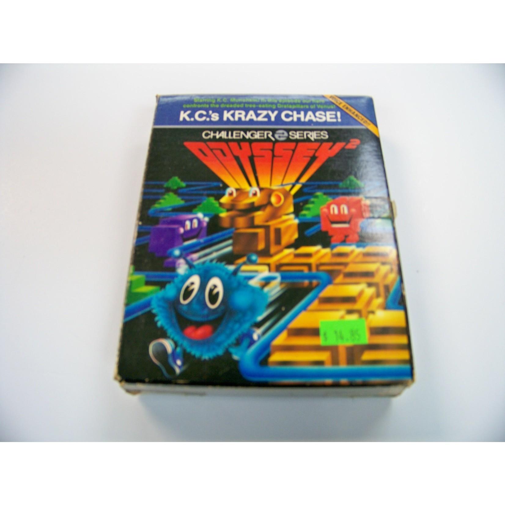OD2U-K.C.'S Krazy Chase (BOXED)