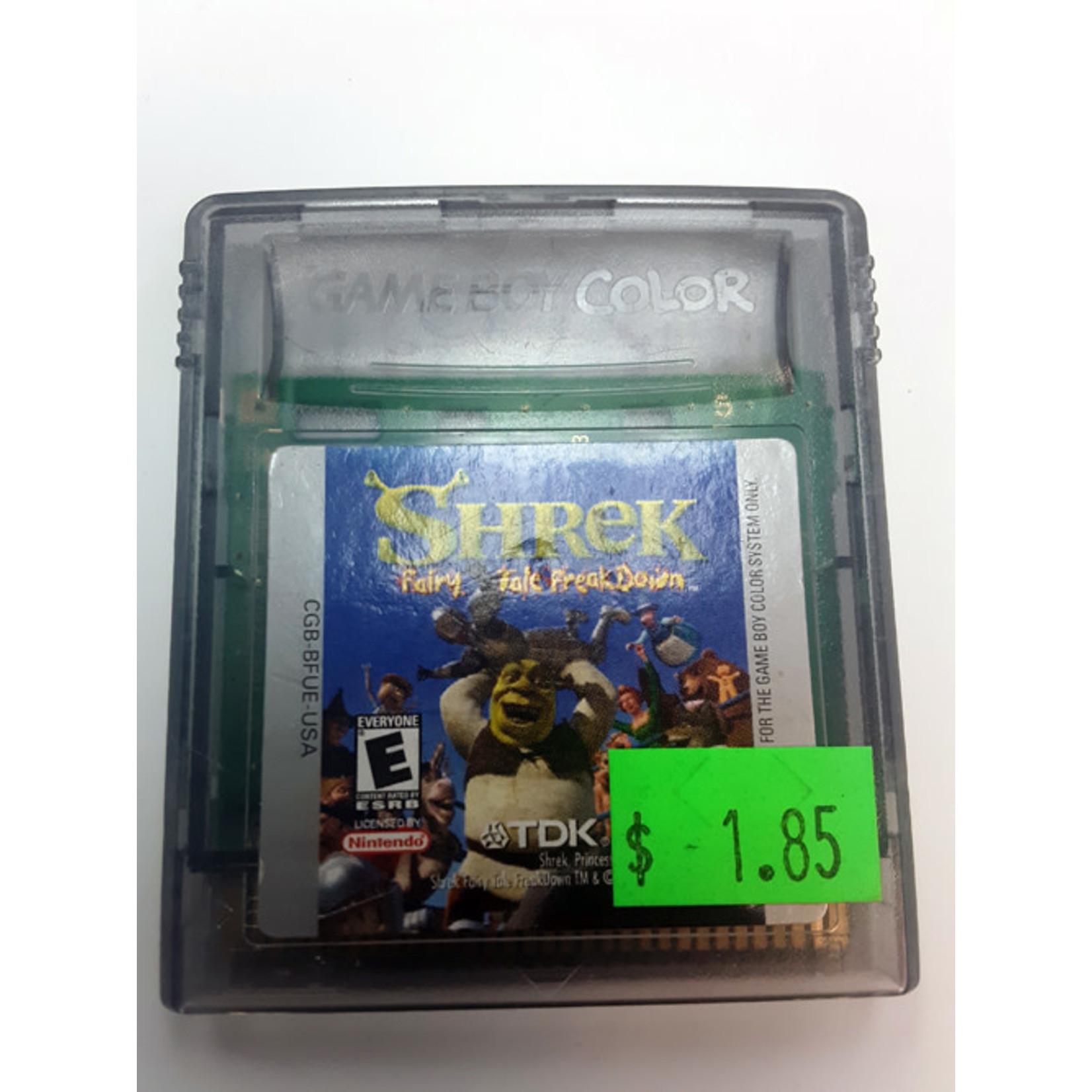 gbcu-Shrek Fairy Tale Freakdown (cartridge)