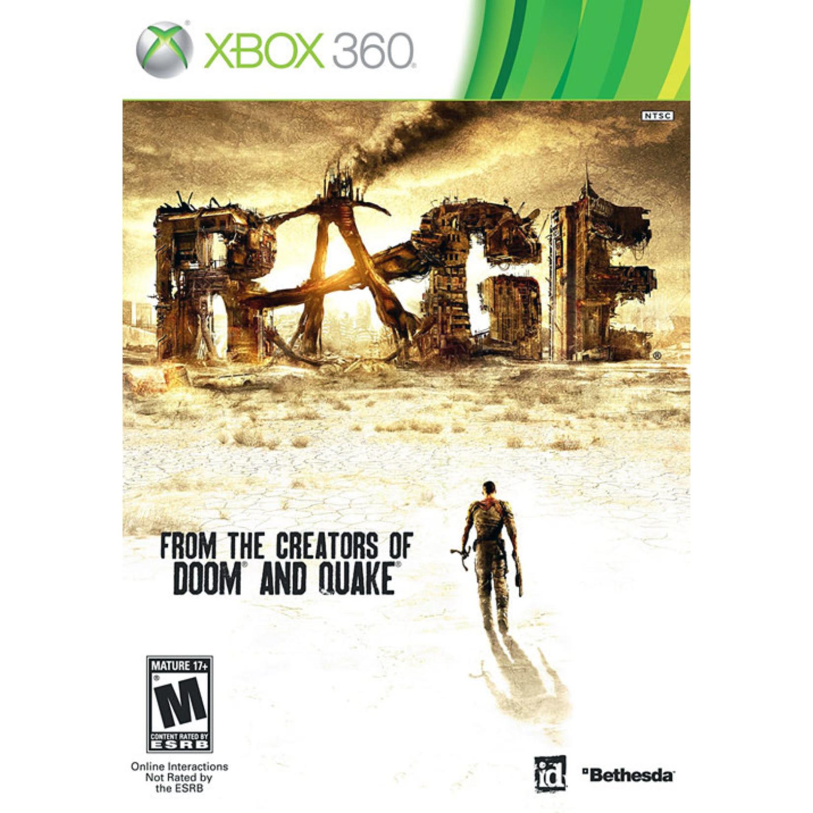X3U-Rage