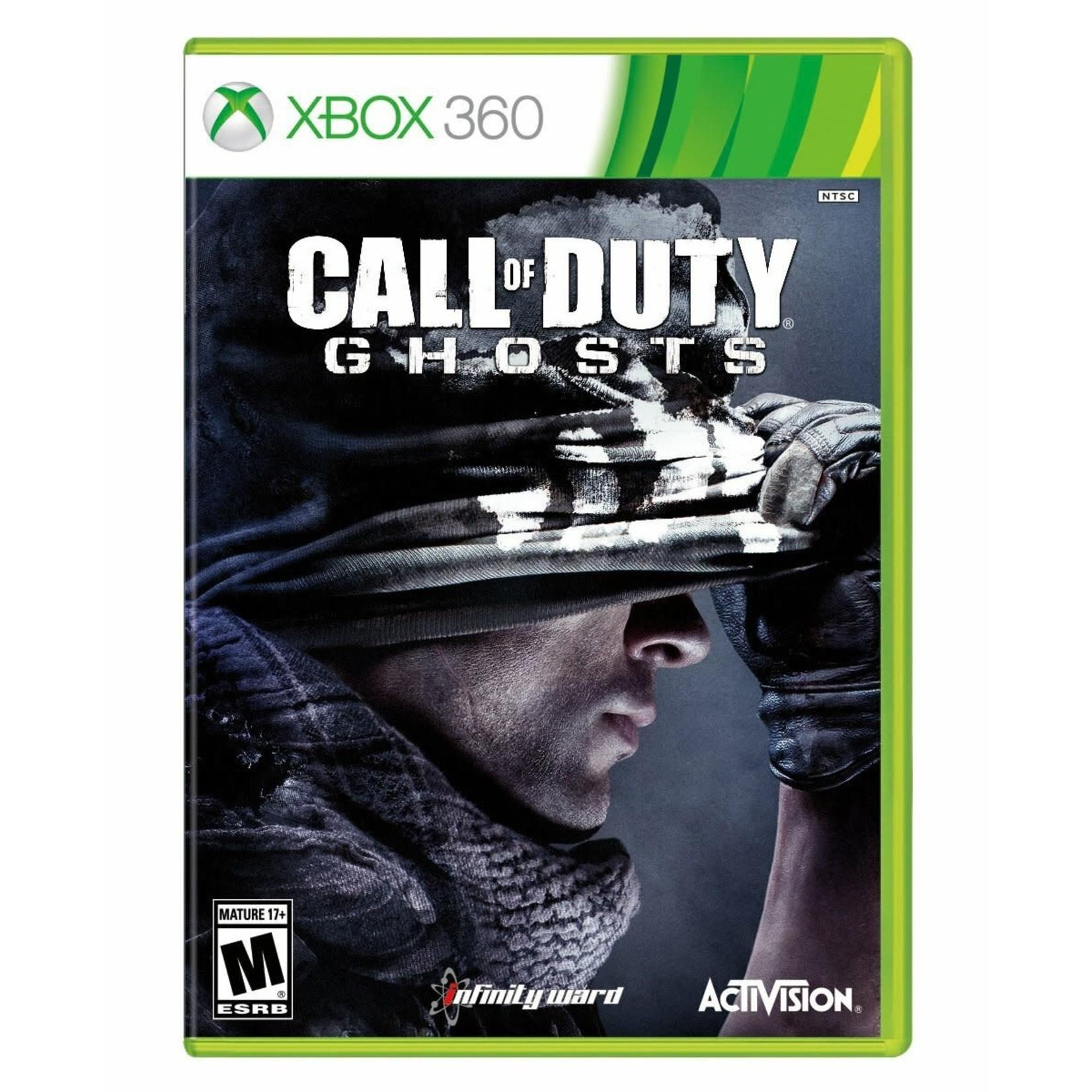 X3U-Call of Duty: Ghosts