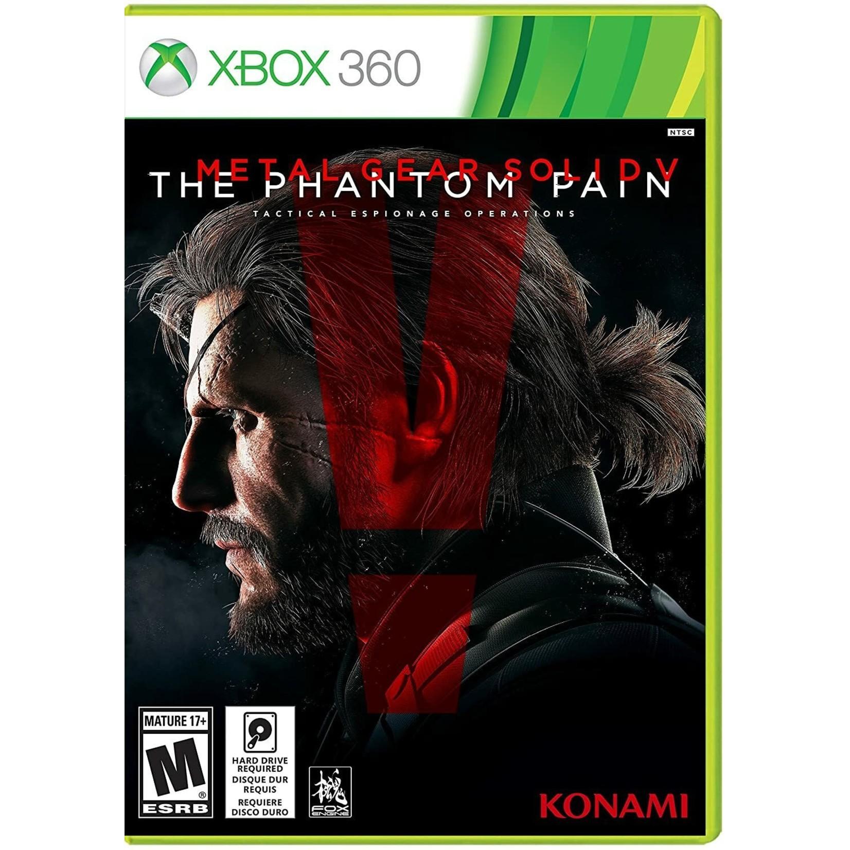 X3-Metal Gear Solid V: The Phantom Pain