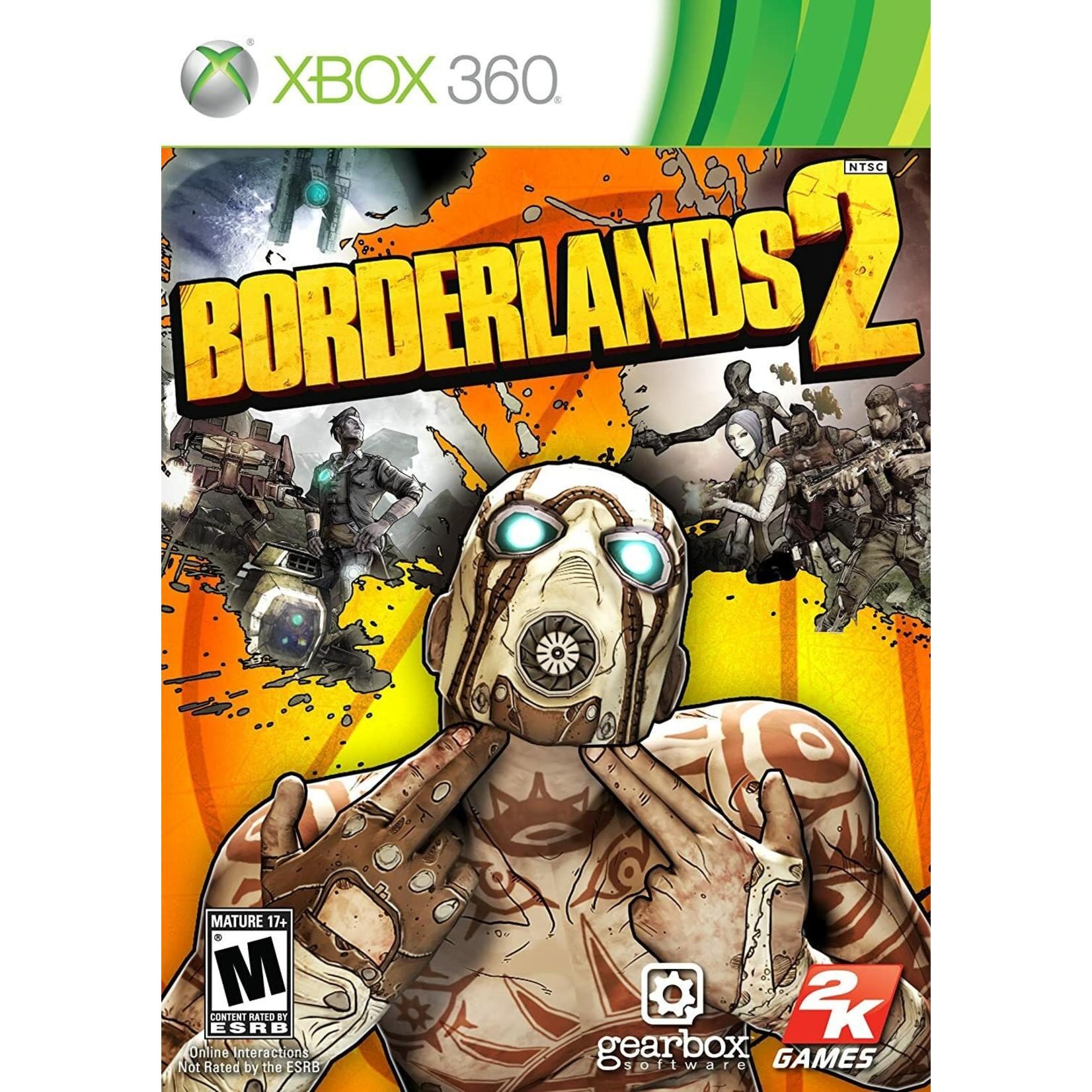 X3U-Borderlands 2