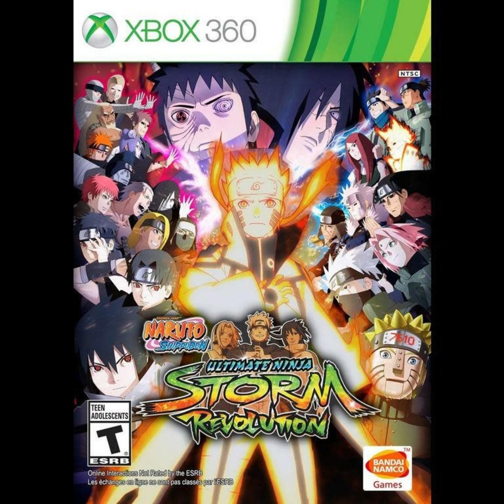 X3U-Naruto Shippuden: Ultimate Ninja Storm Revolution