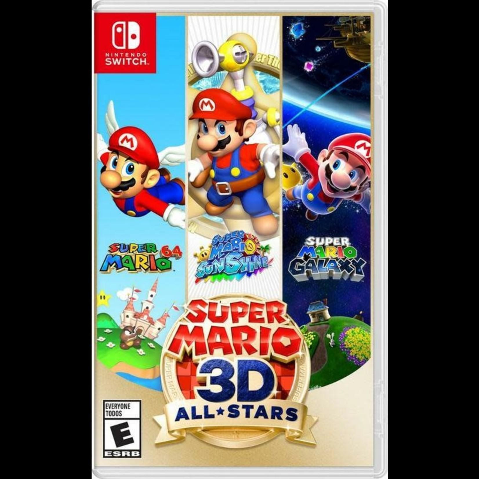 switch-Super Mario 3D All-Stars