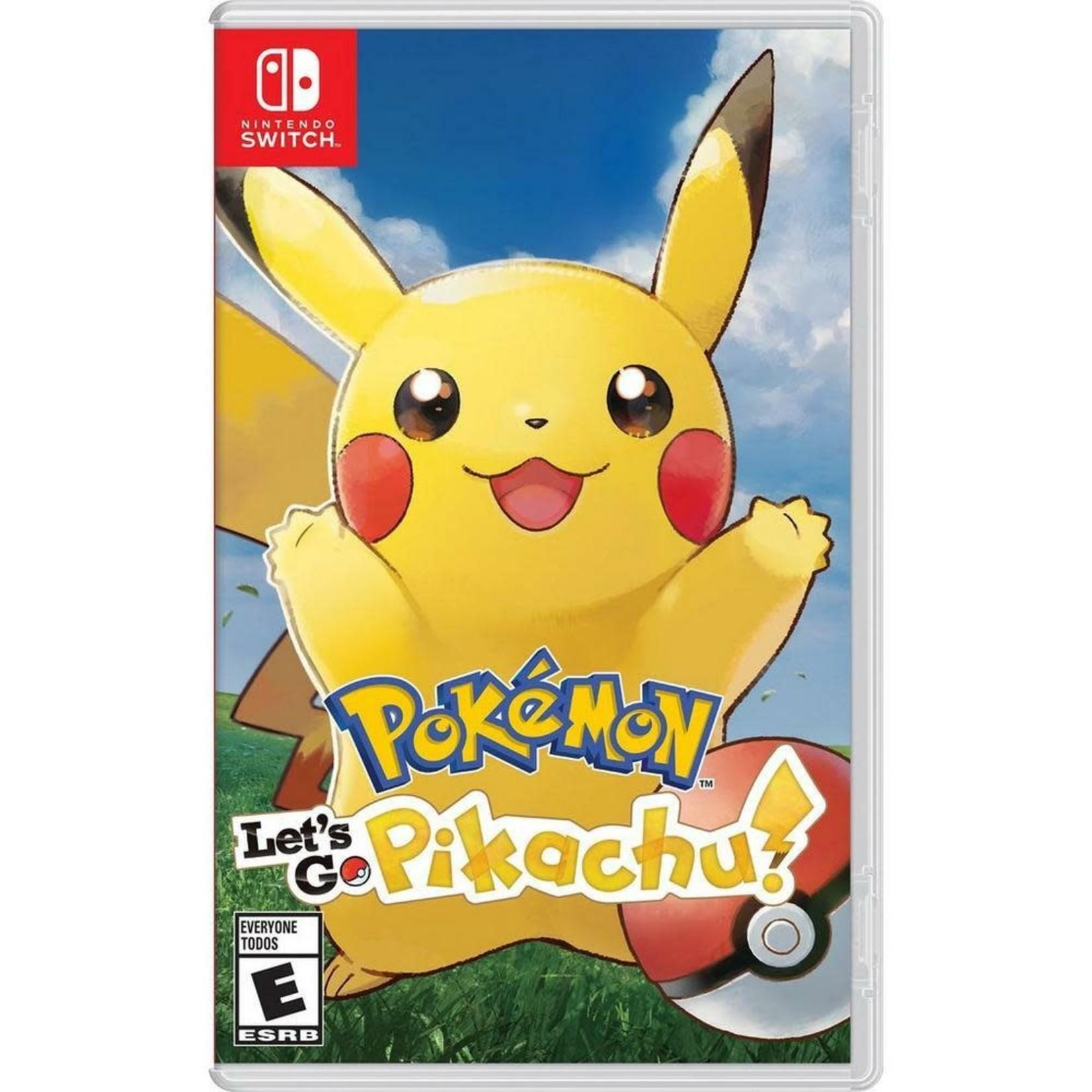 SWITCHU-Pokemon: Let's Go, Pikachu!