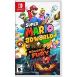 SWITCH-Super Mario 3D World + Bowser's Fury