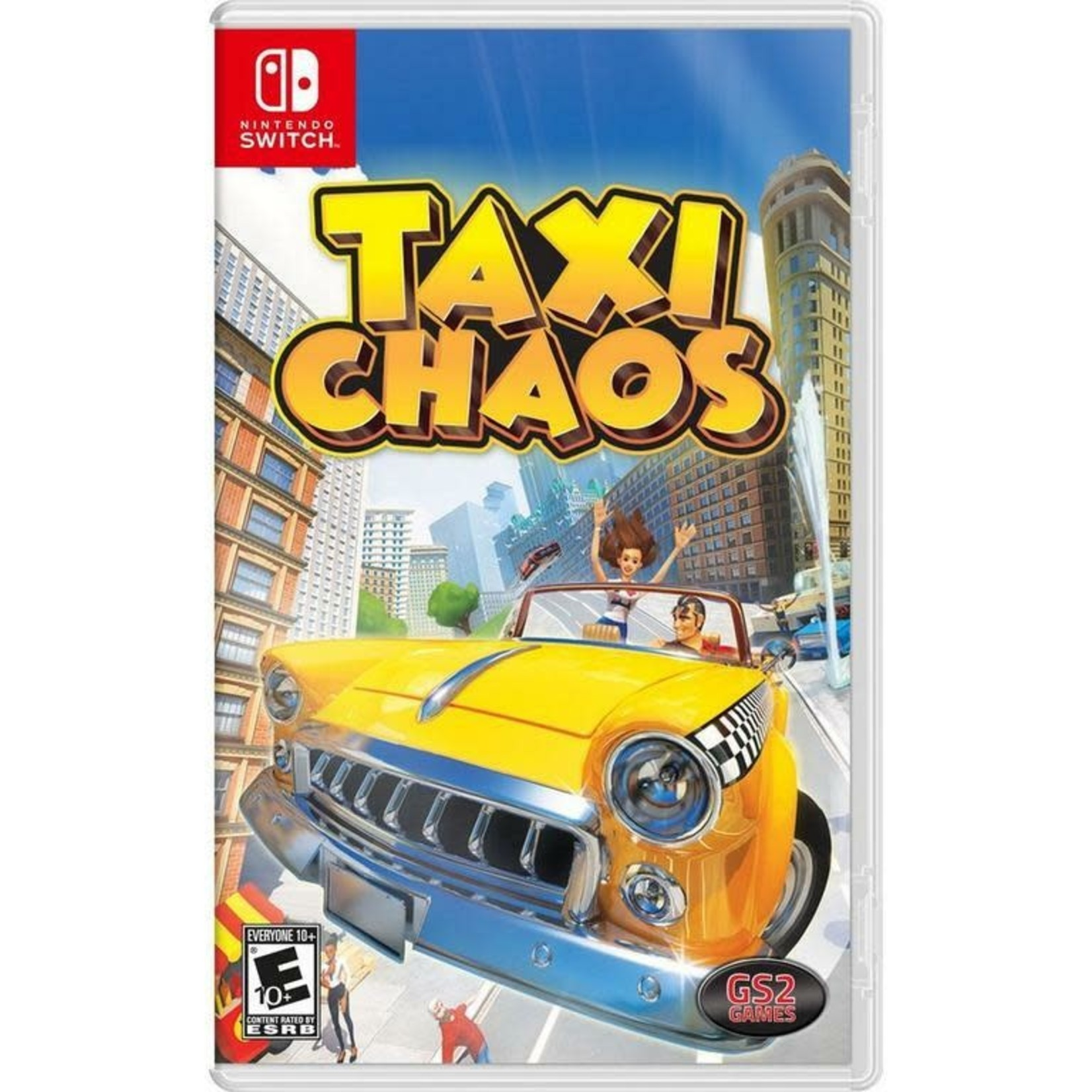 SWITCH-Taxi Chaos