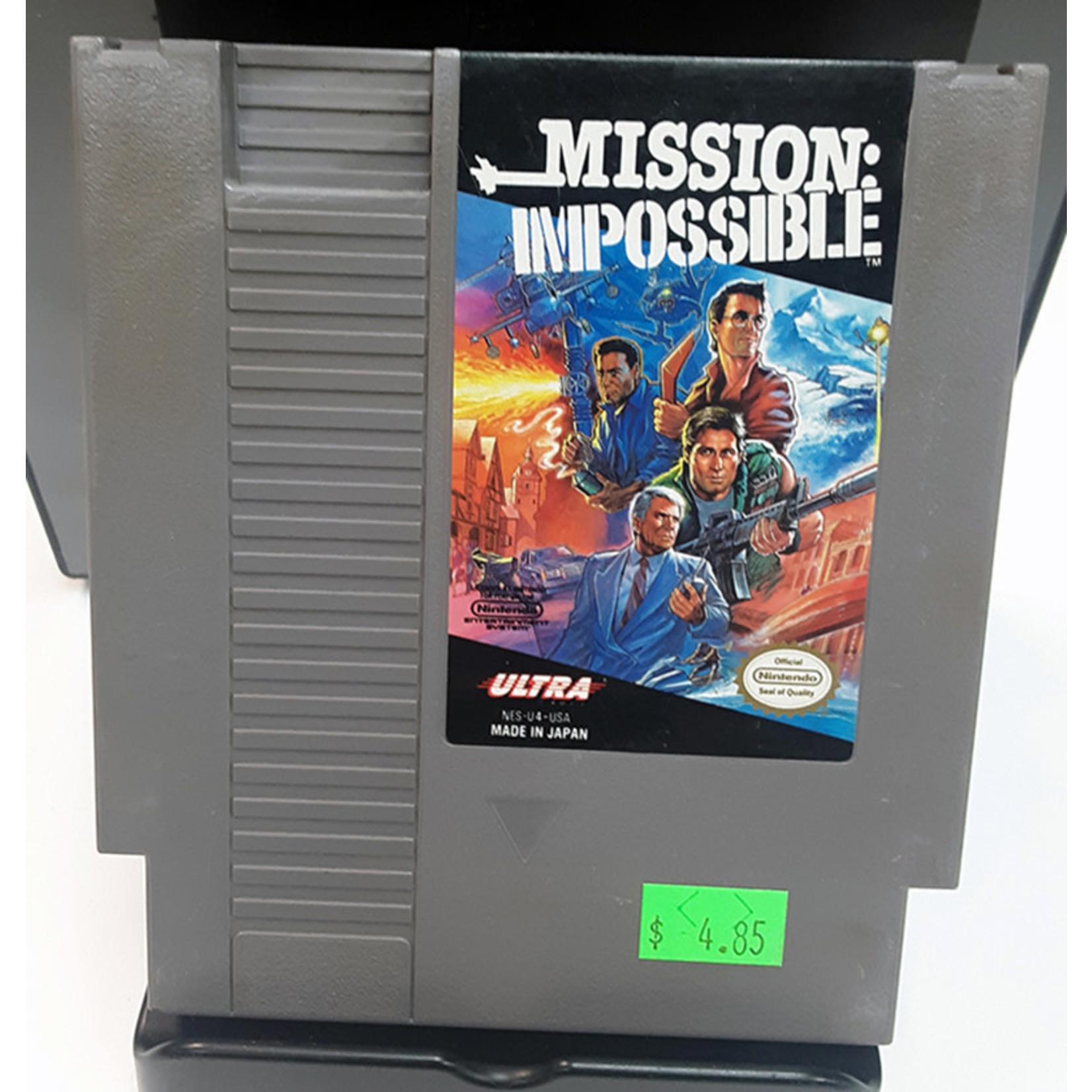 NESU-MISSION IMPOSSIBLE (cartridge)