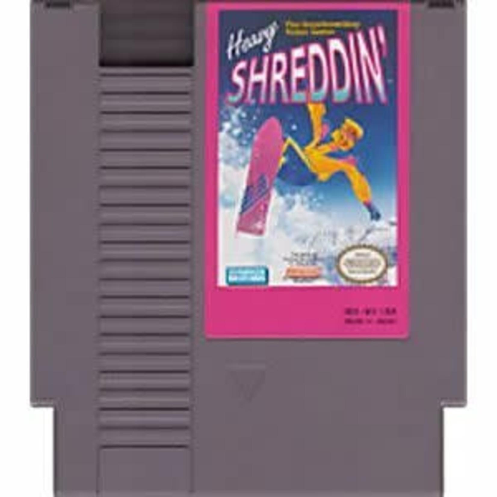 nesu-Heavy Shreddin' (cartridge)