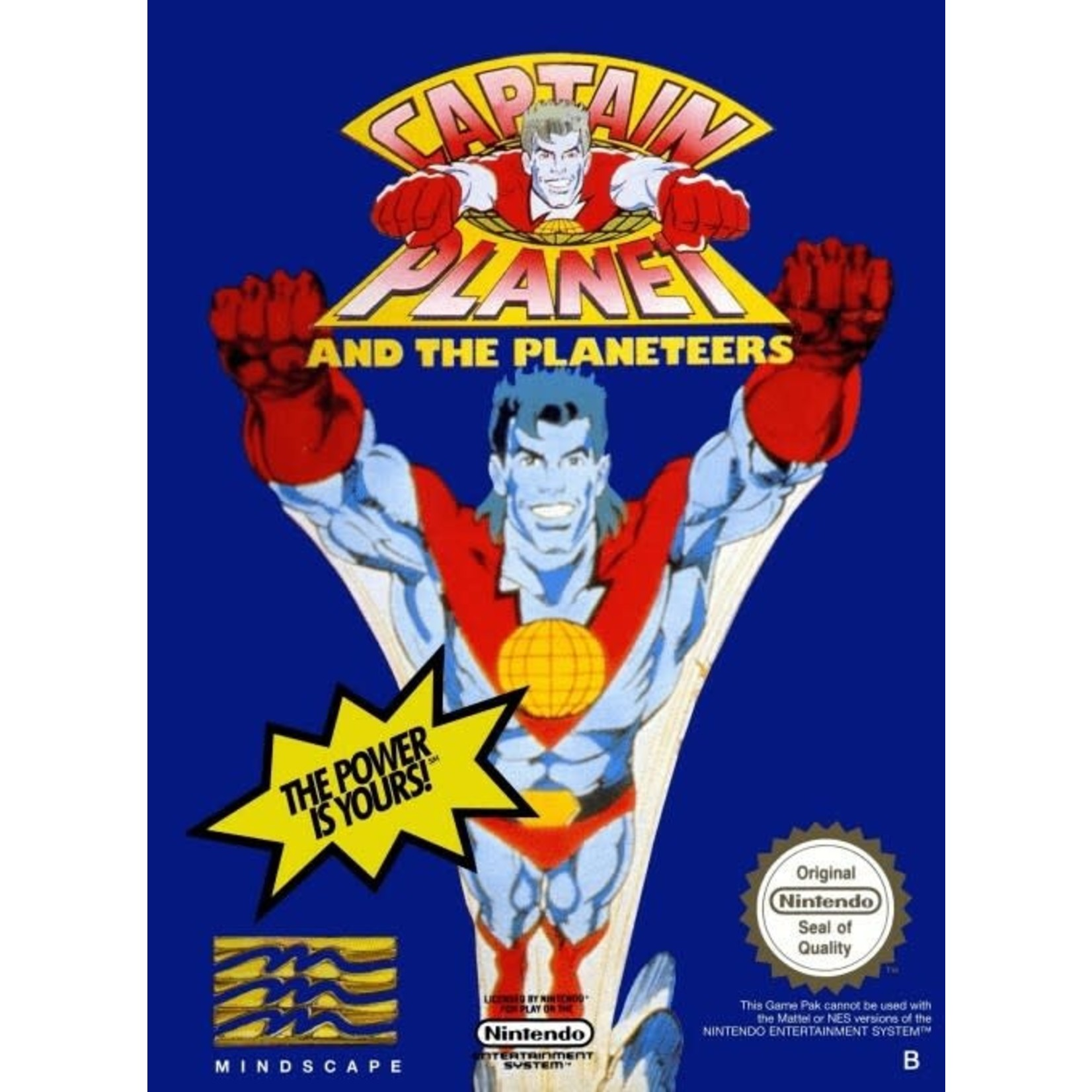 NESU-Captain Planet And The Planeteers (Complete)