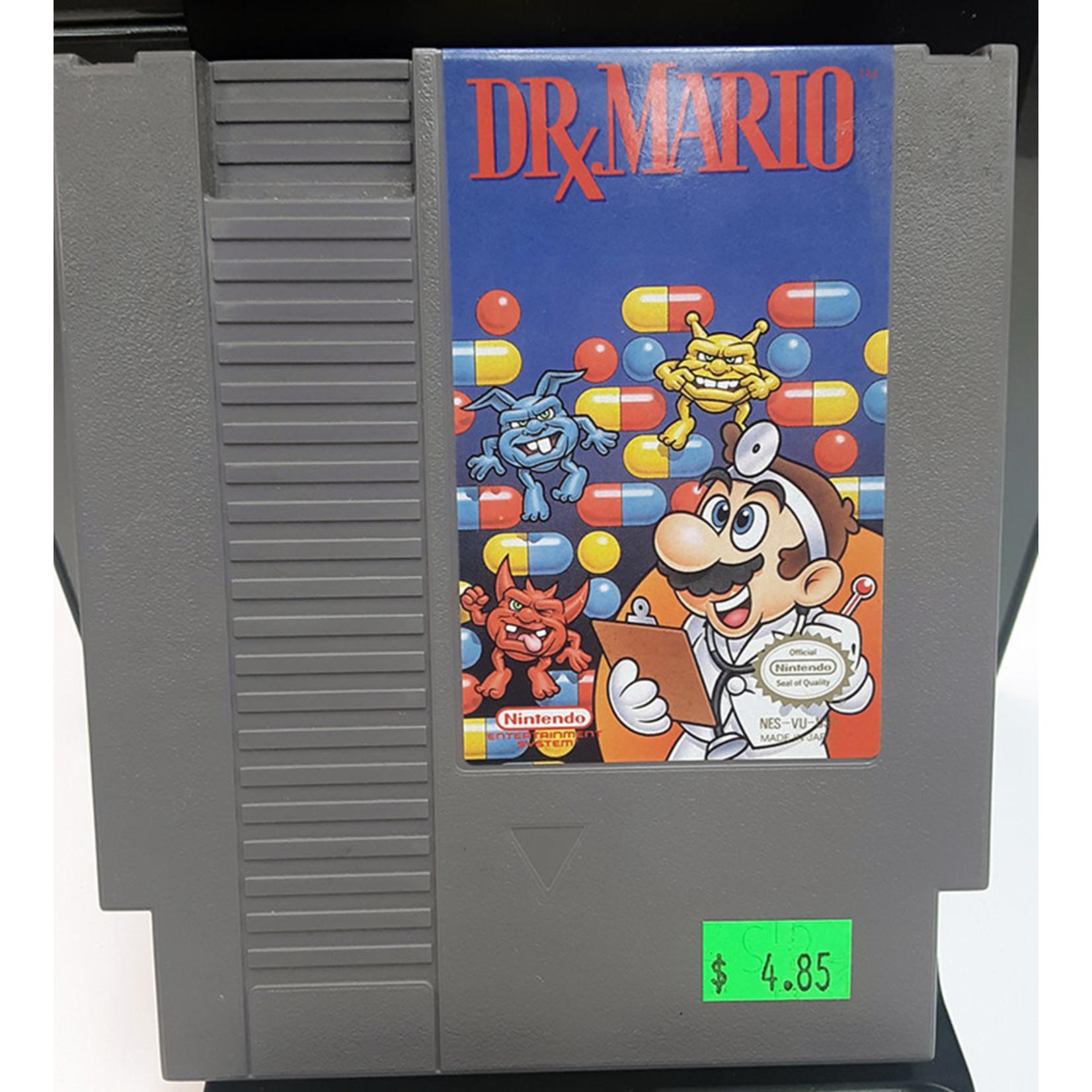 NESU-DR MARIO (cartridge)