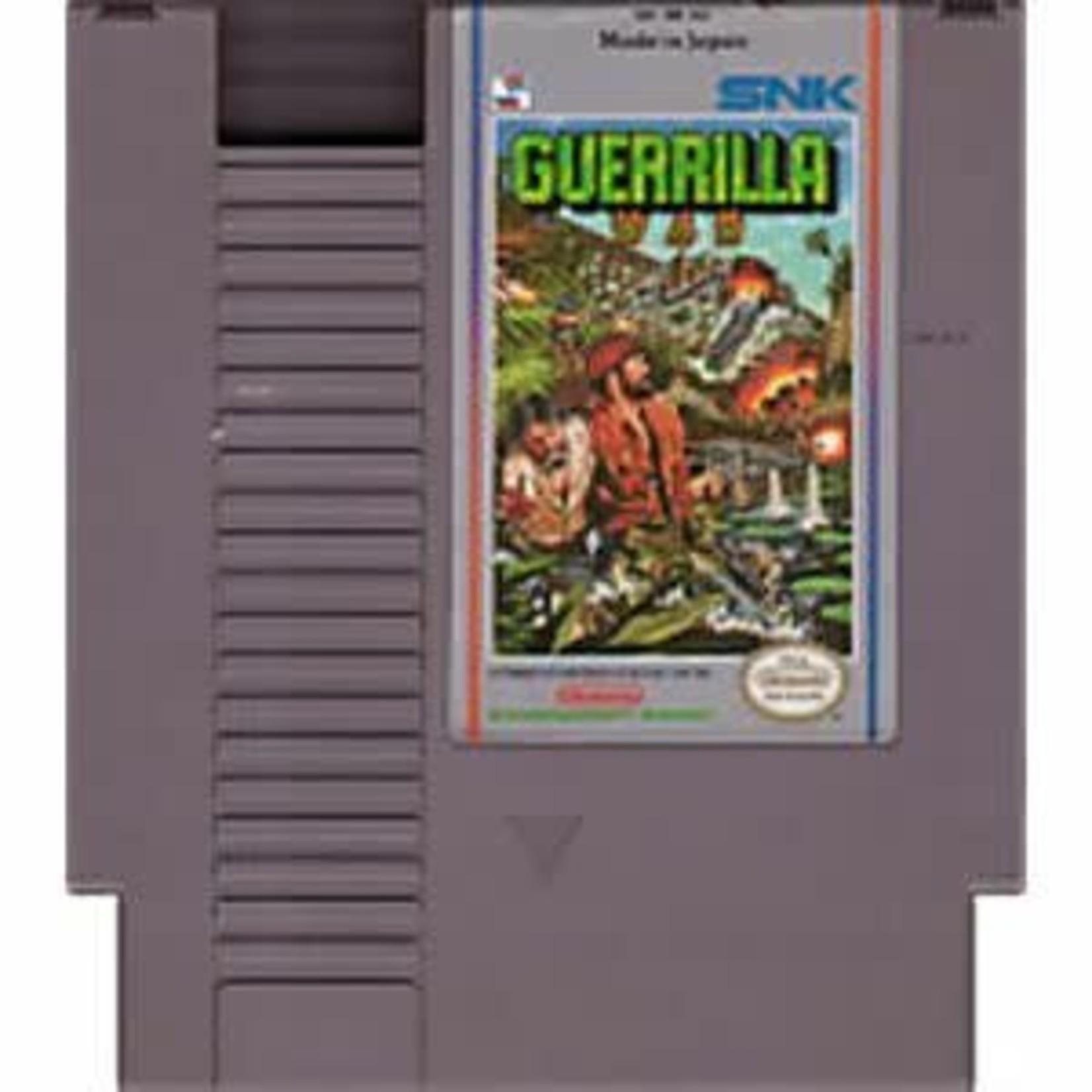 nesu-Guerrilla War (cartridge)