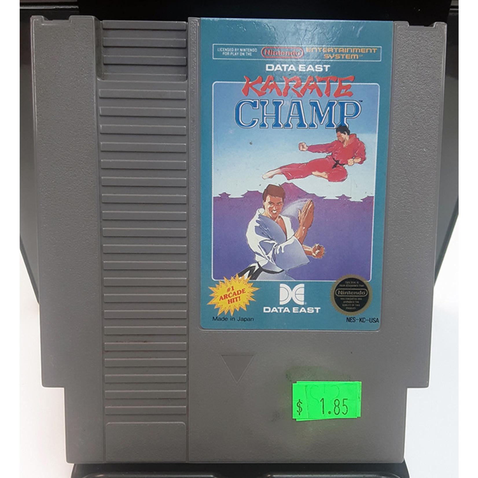 nesu-Karate Champ (cartridge)