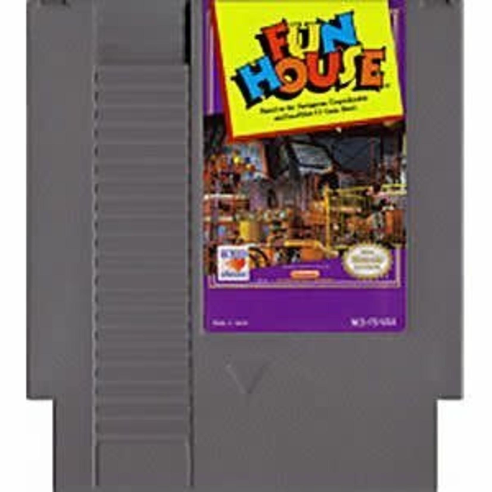 nesu-Fun House (cartridge)