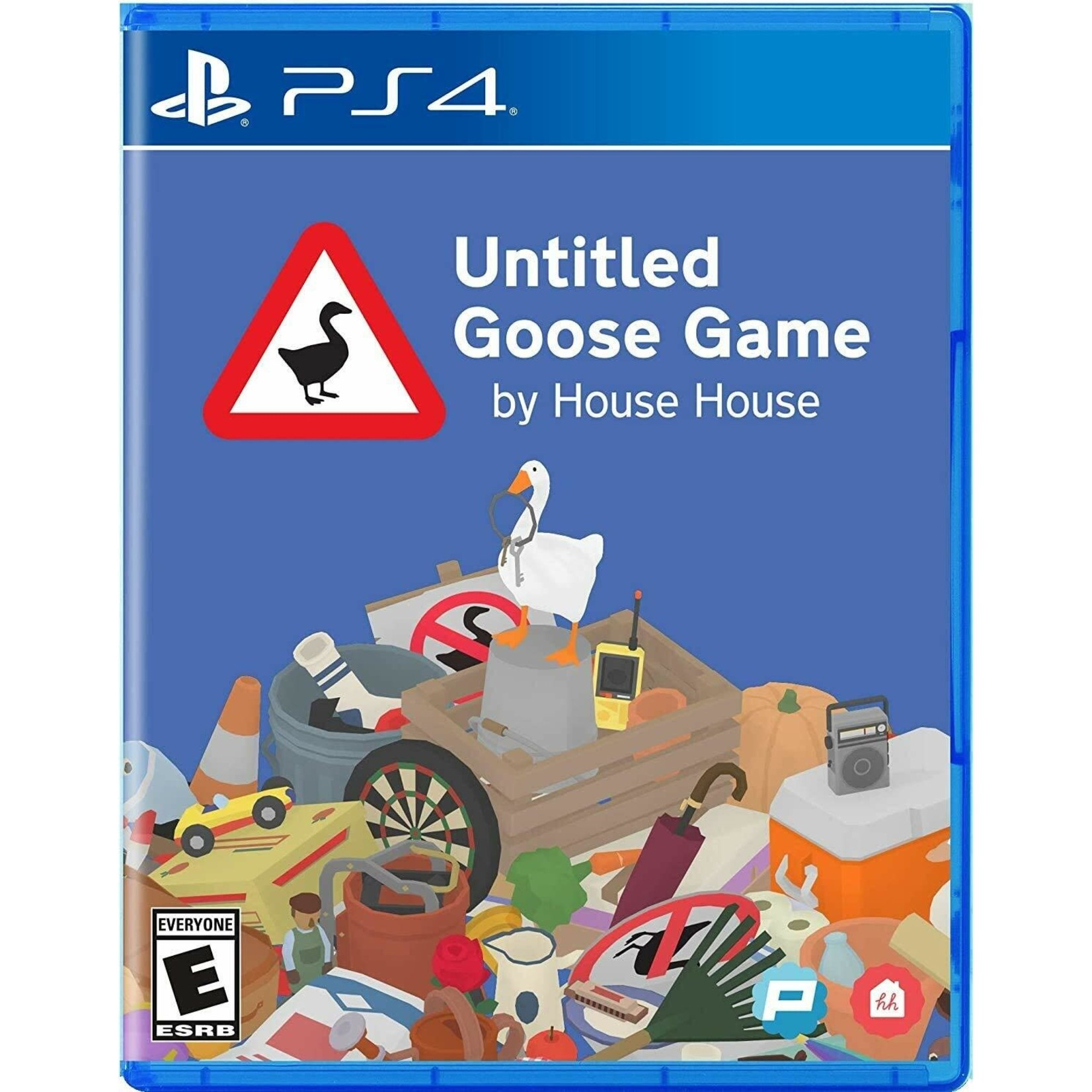PS4-UNTITLED GOOSE GAME