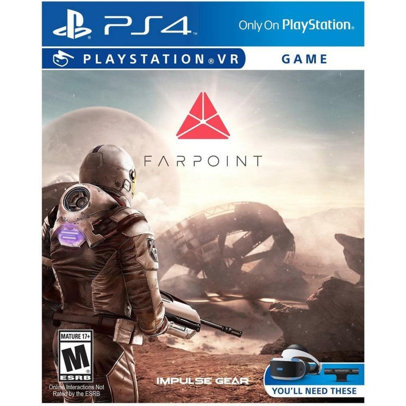 PS4U-Farpoint VR