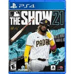 PS4-MLB THE SHOW 21