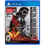 PS4-METAL GEAR SOLID V: THE DEFINITIVE EXPERIENCE