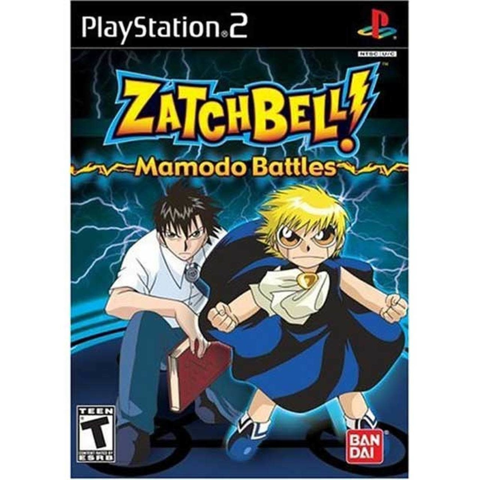 ps2u-Zatch Bell: Mamodo Battles
