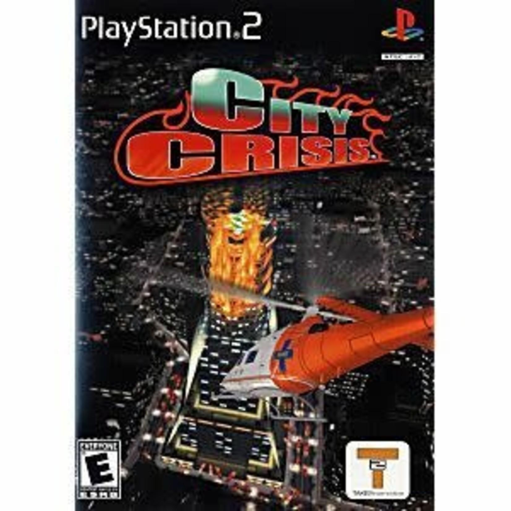PS2U-CITY CRISIS