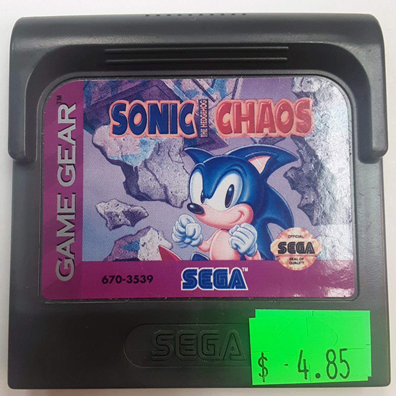 GGu-Sonic Chaos