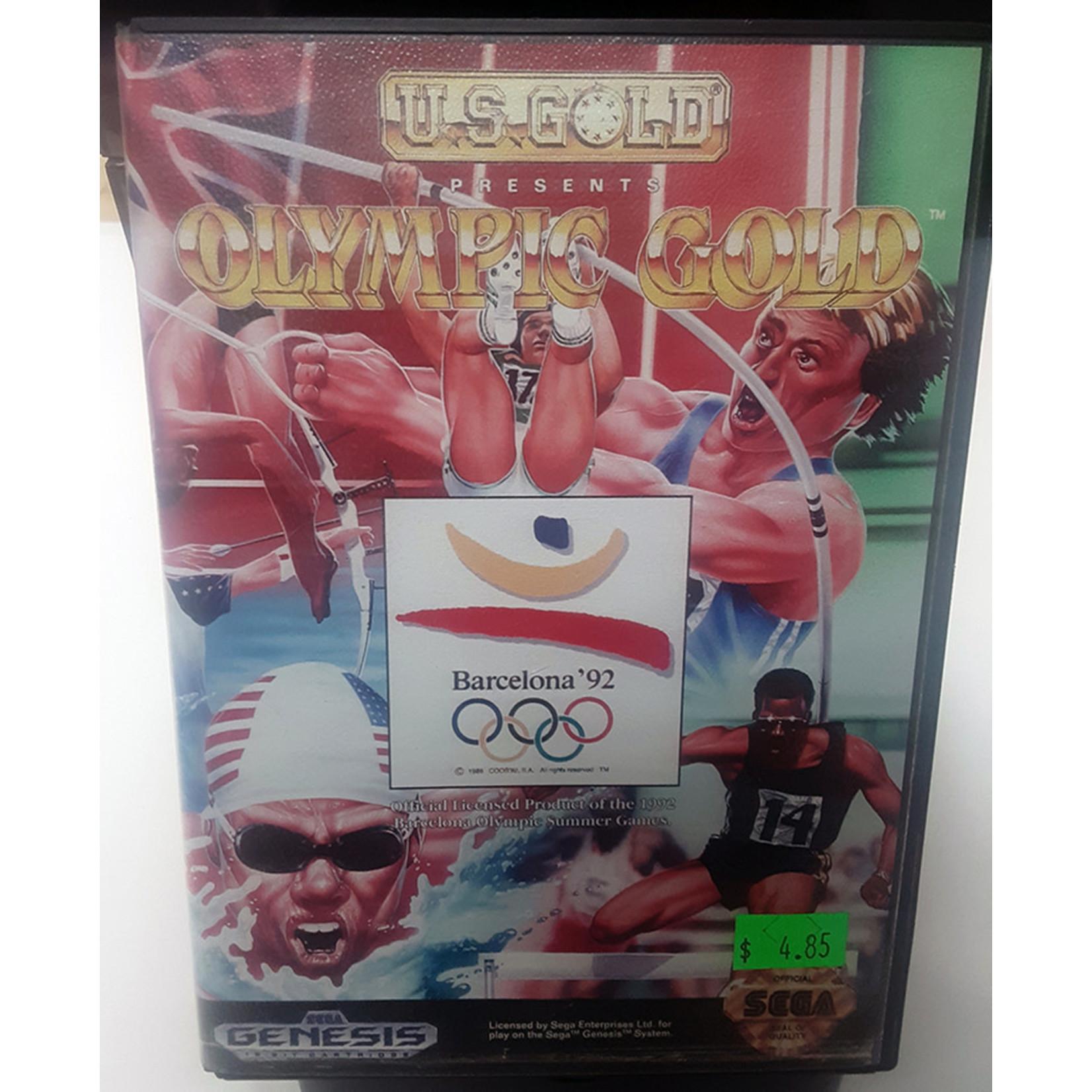 SGU-Olympic Gold Barcelona 92 (boxed)