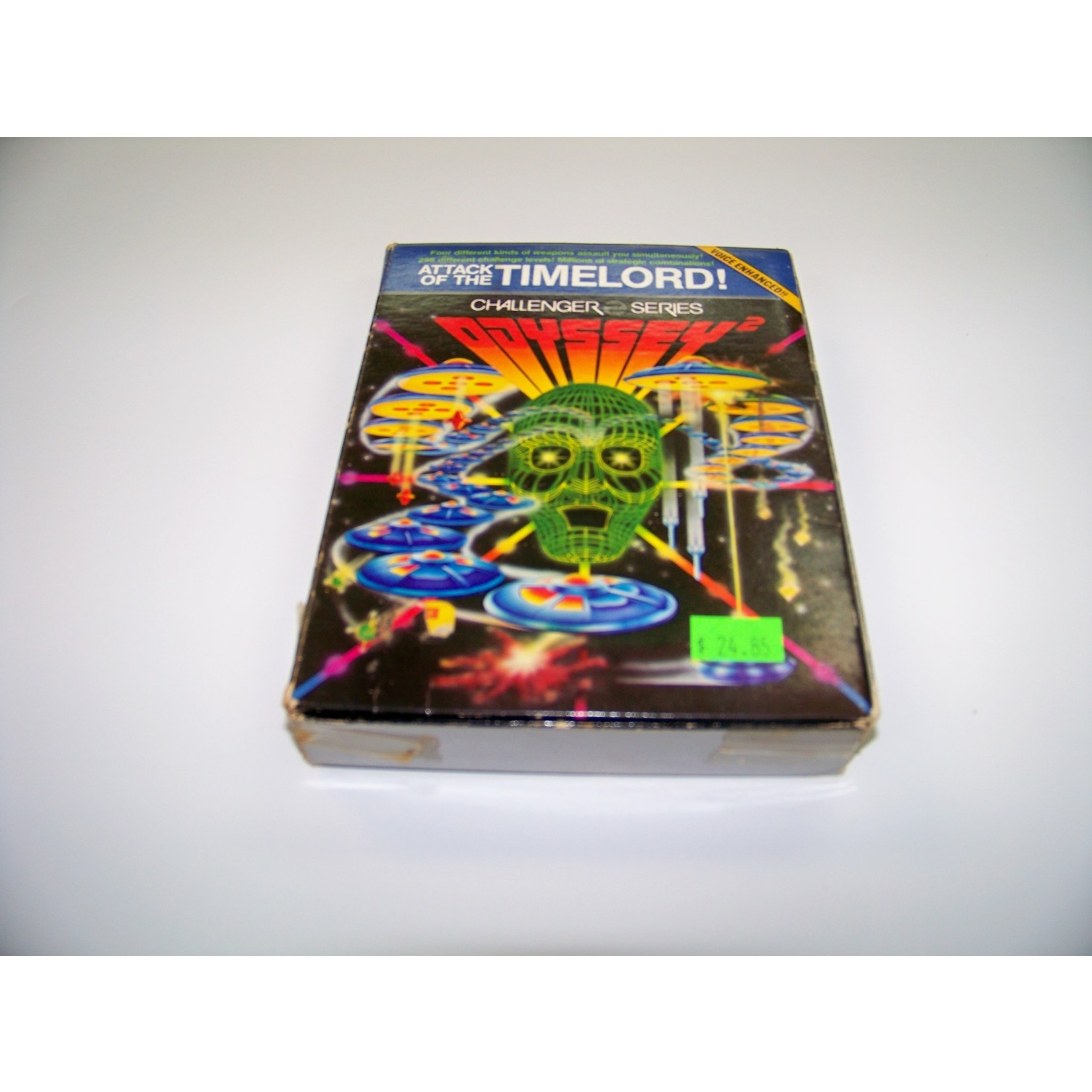 OD2U-Attack Of The Timelord (BOXED)