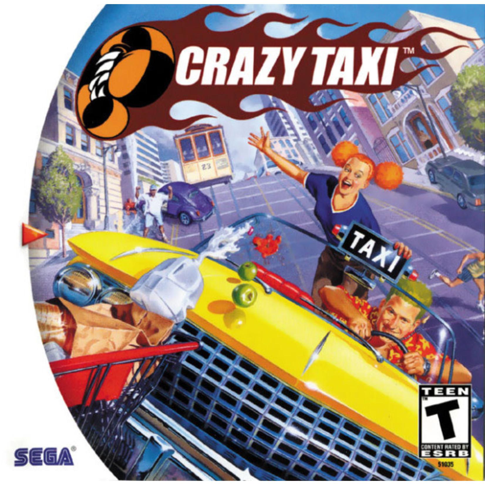SDCU-Crazy Taxi