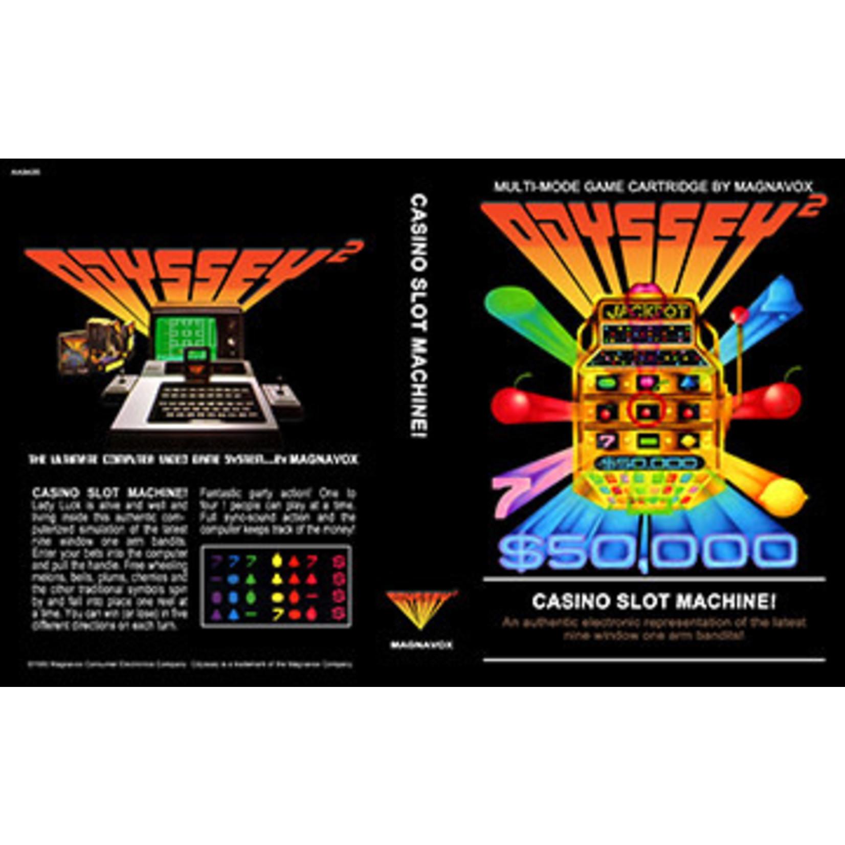 OD2U-Casino Slot Machine (Boxed)