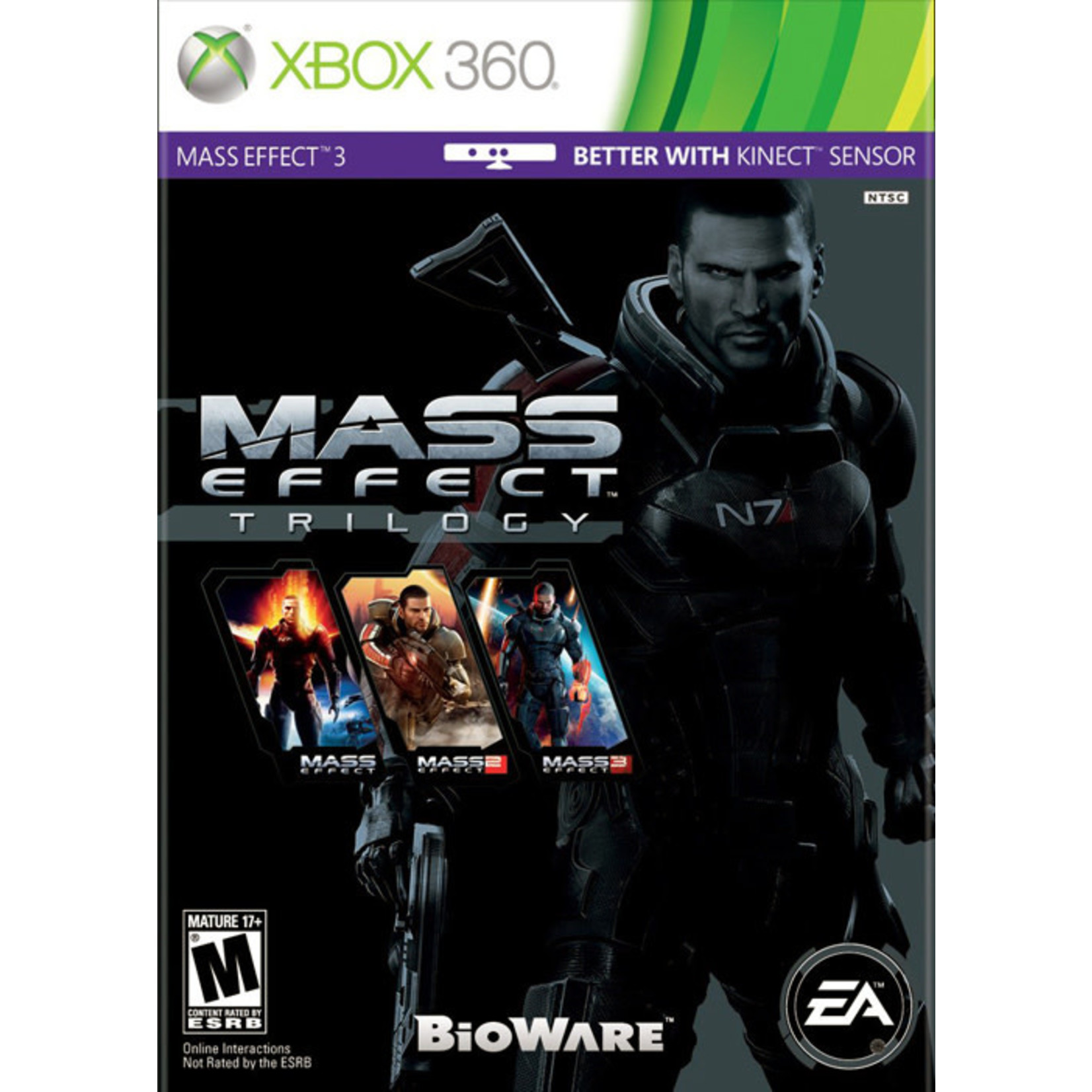X3U-Mass Effect Trilogy