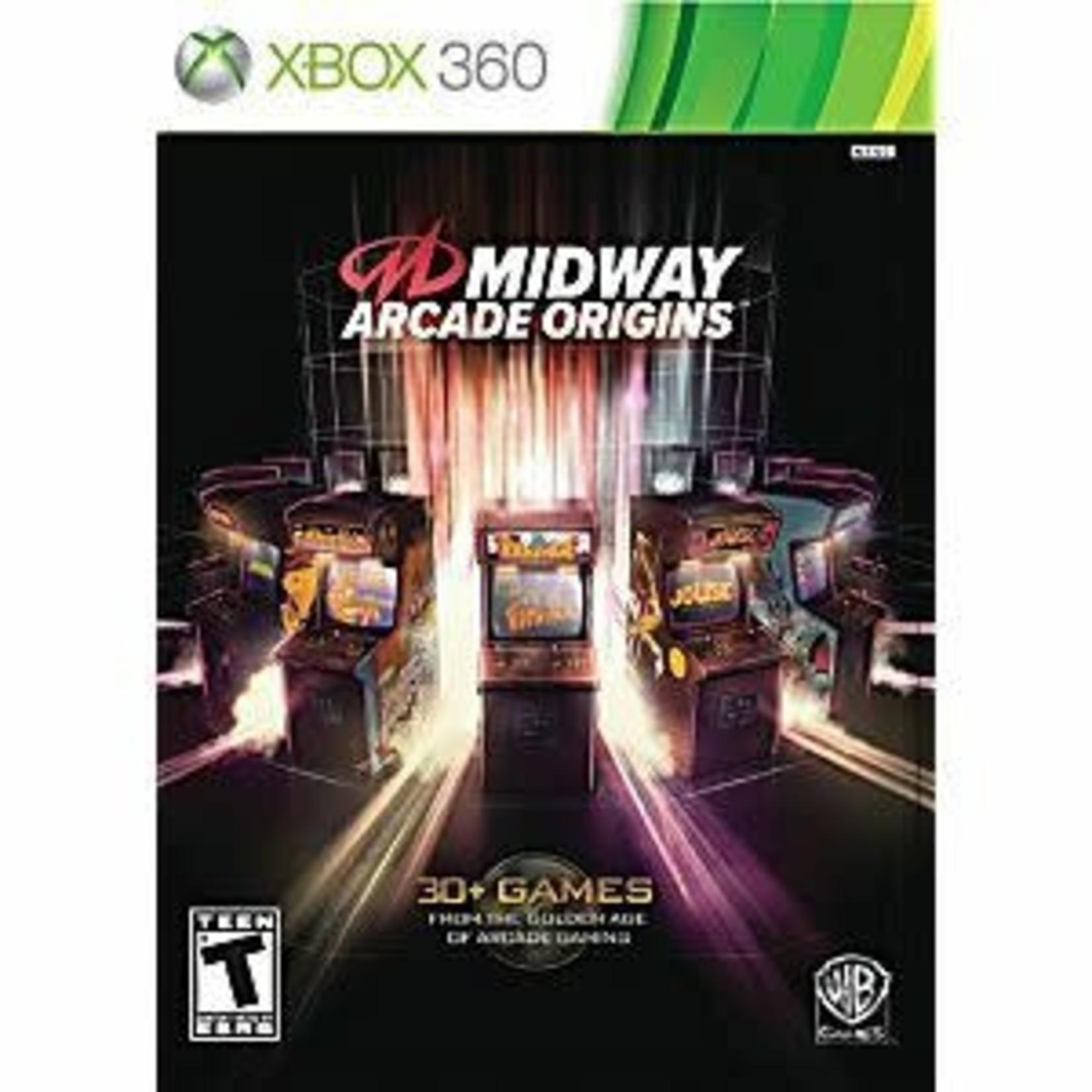 X3U-Midway Arcade Origins