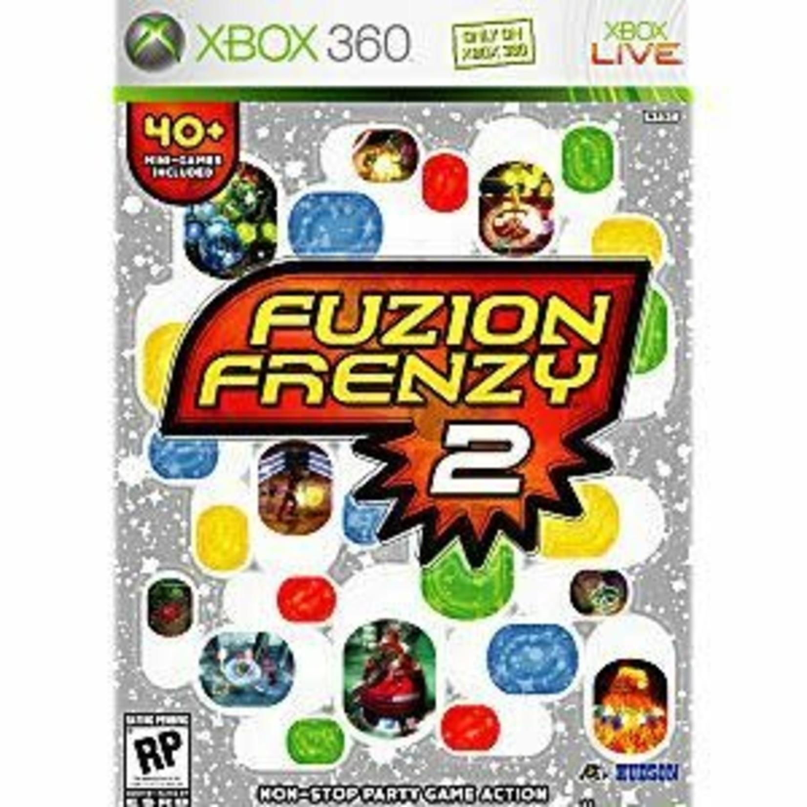 X3-Fuzion Frenzy 2