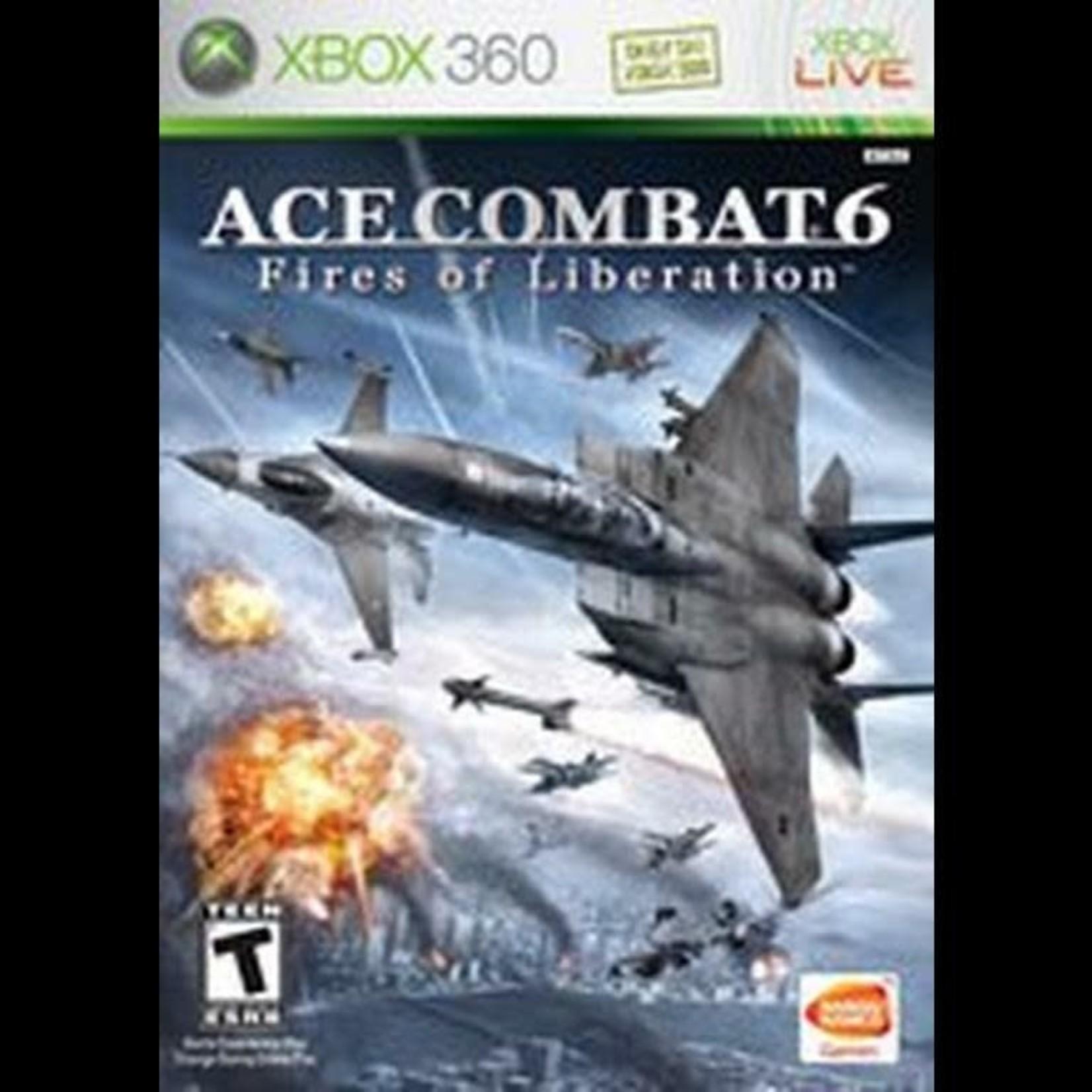 X3U-Ace Combat 6: Fires of Liberation