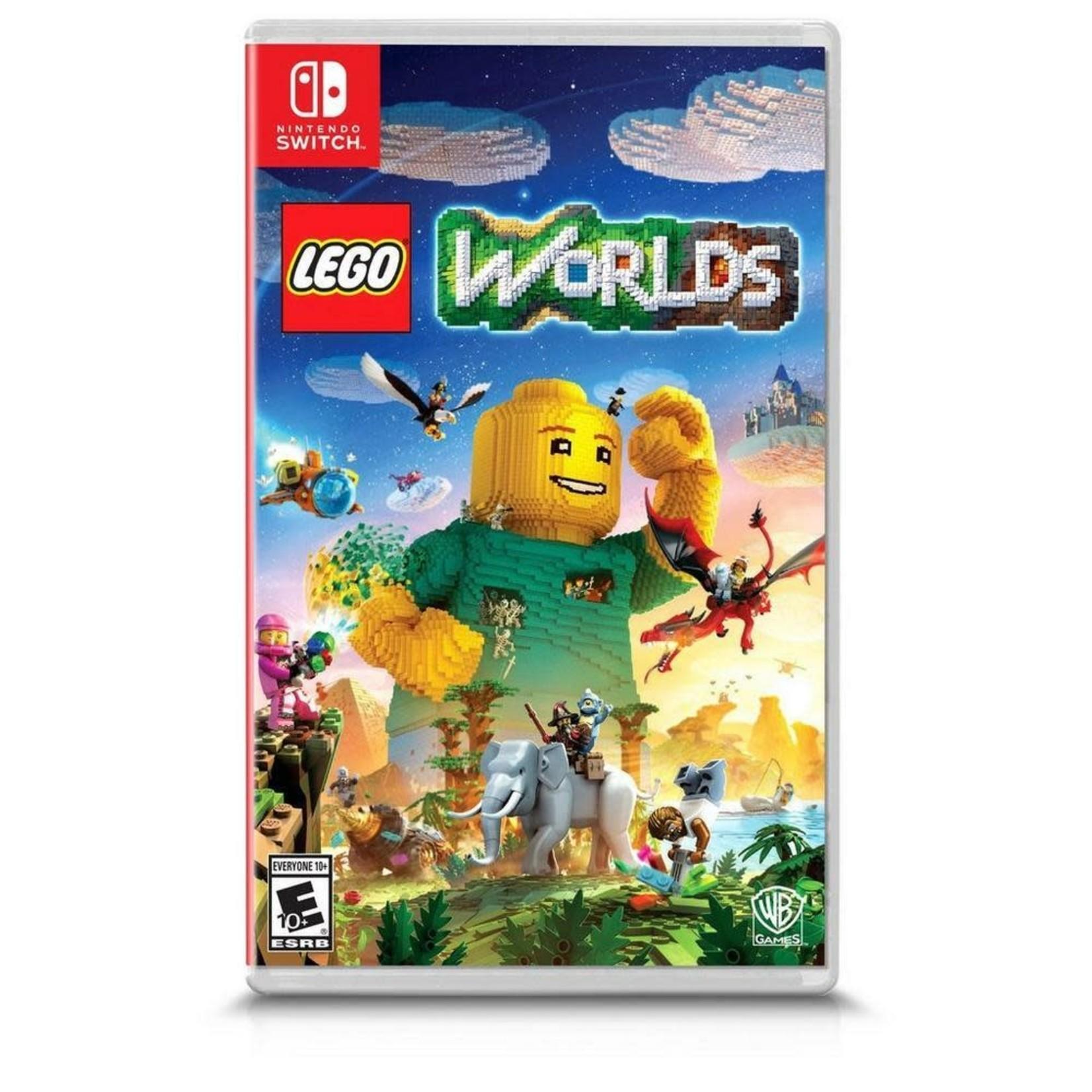SWITCHU-LEGO Worlds