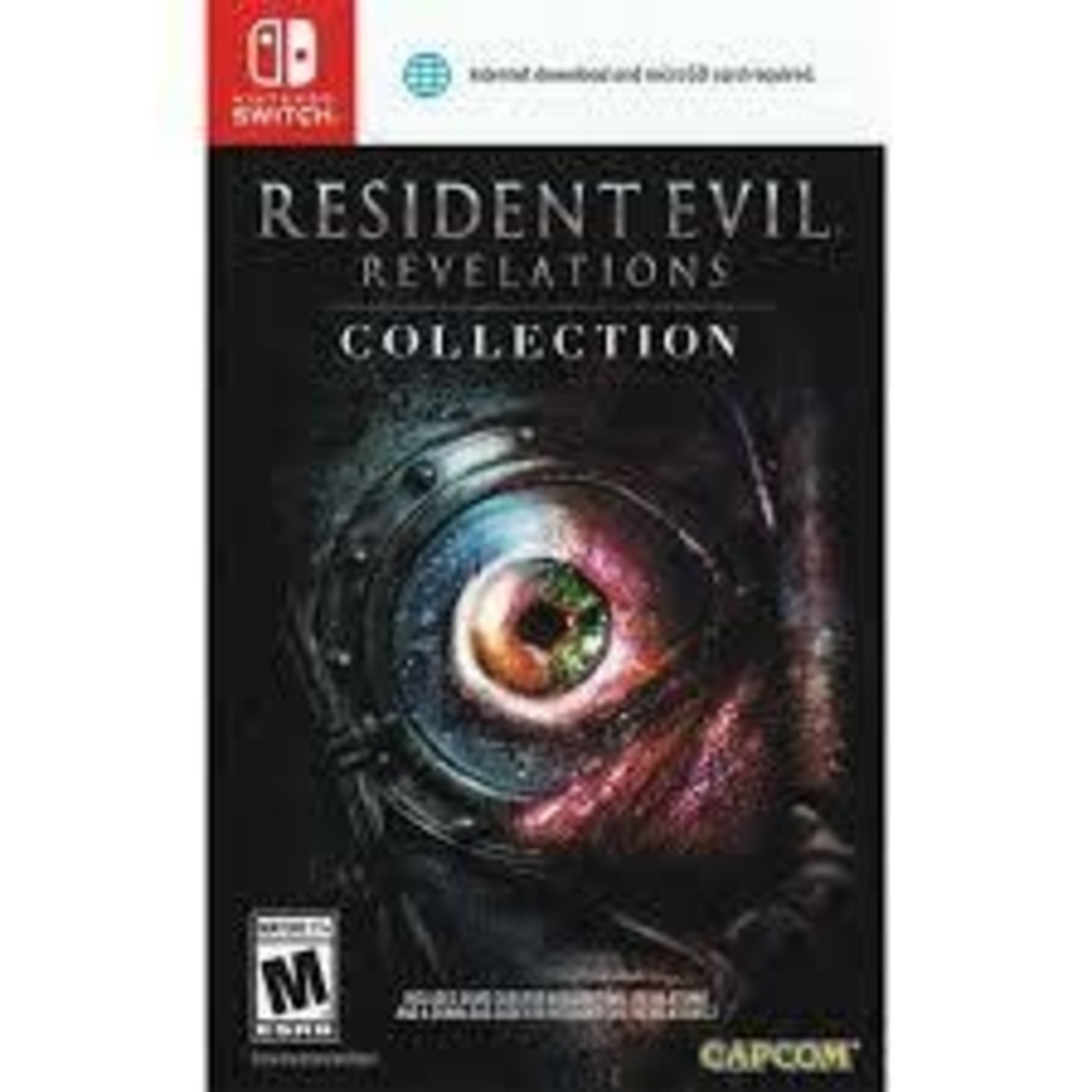 SWITCHU-Resident Evil Revelations Collection