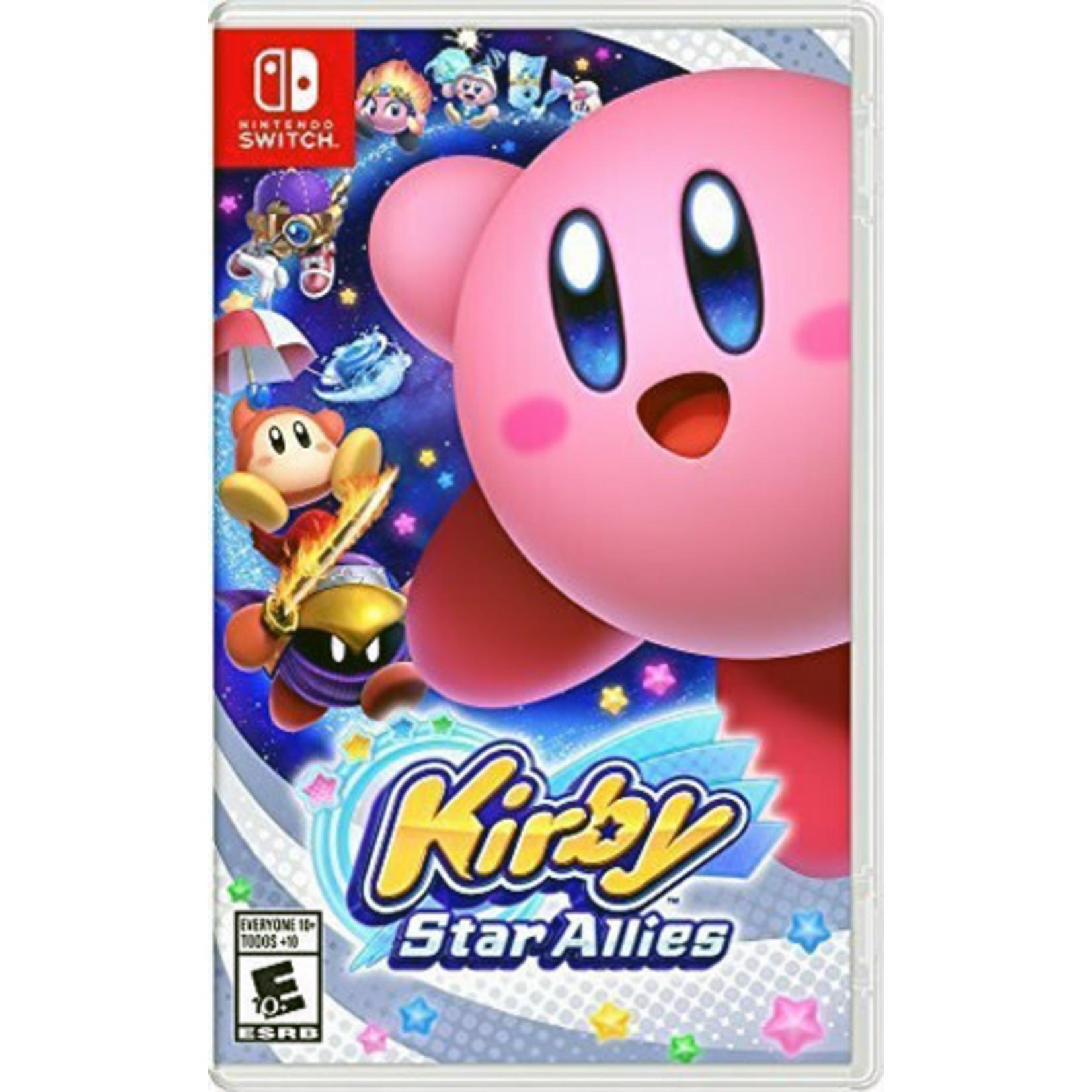 SWITCH-Kirby Star Allies