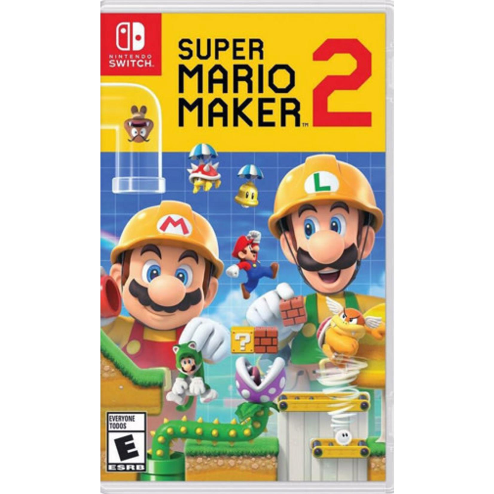 SWITCH-Super Mario Maker 2