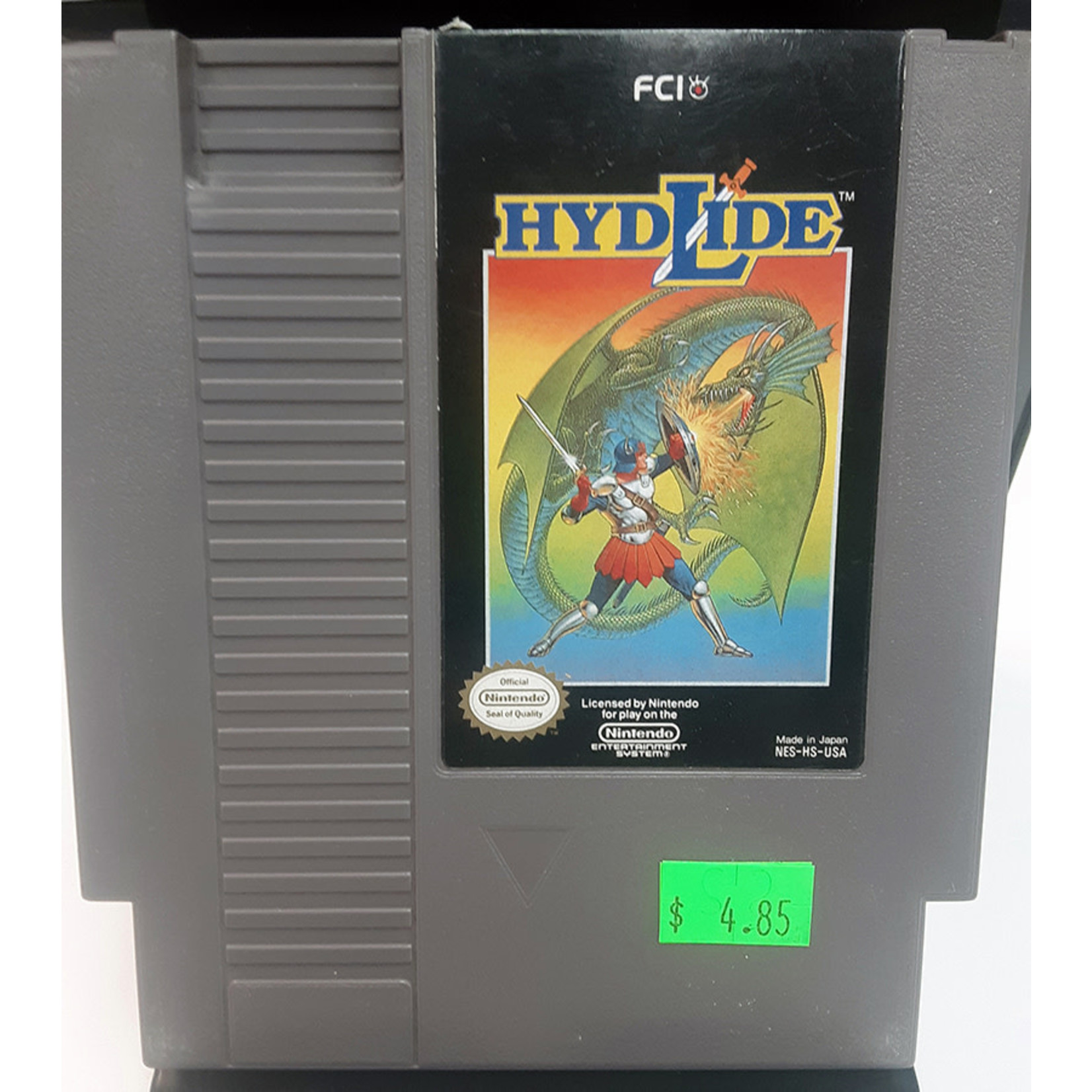 NESu-Hydlide (cartridge)