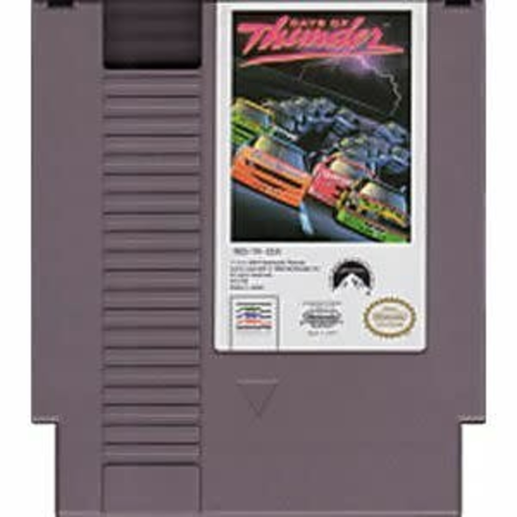 NESU-Days of Thunder (cartridge)