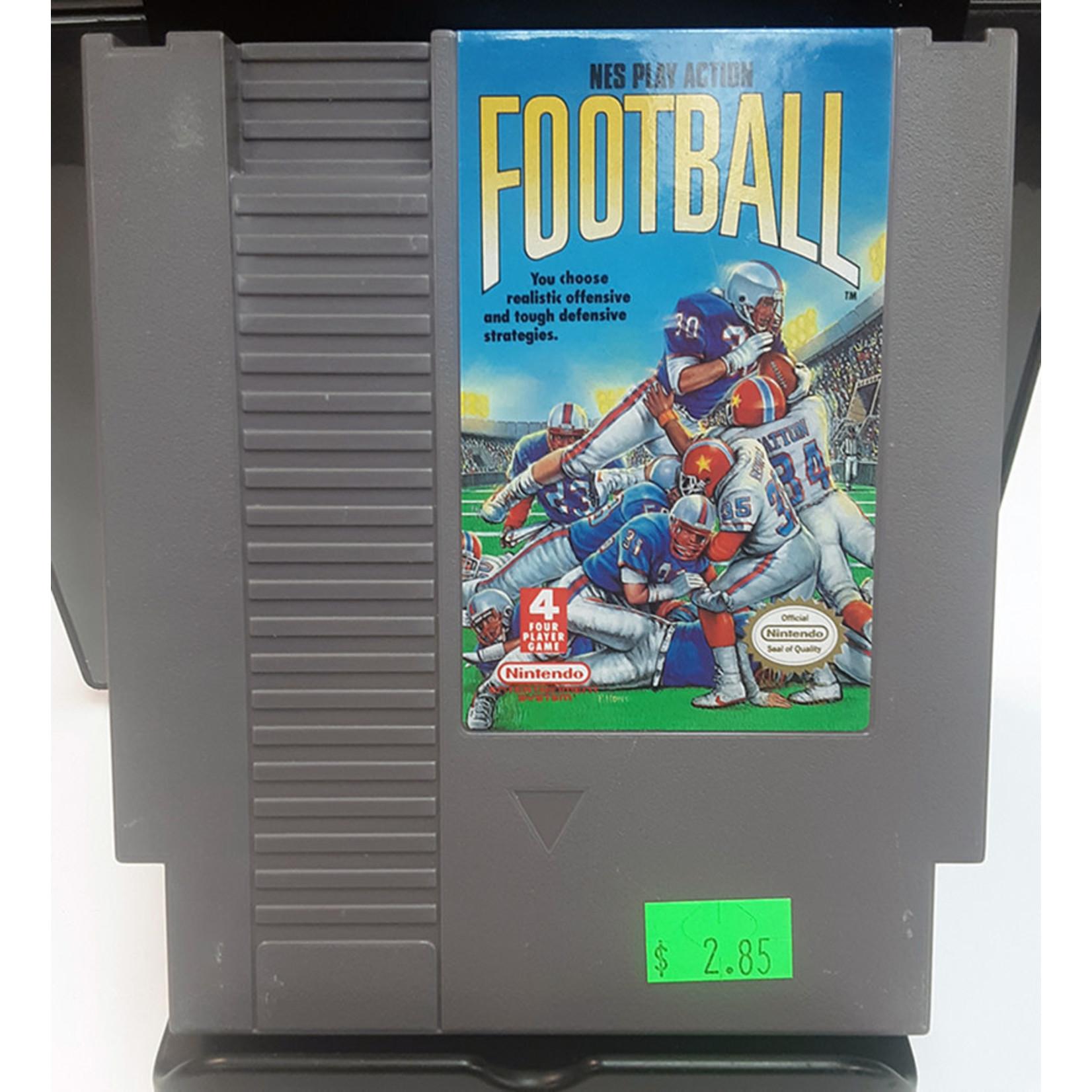 nesu-Play Action Football (cartridge)
