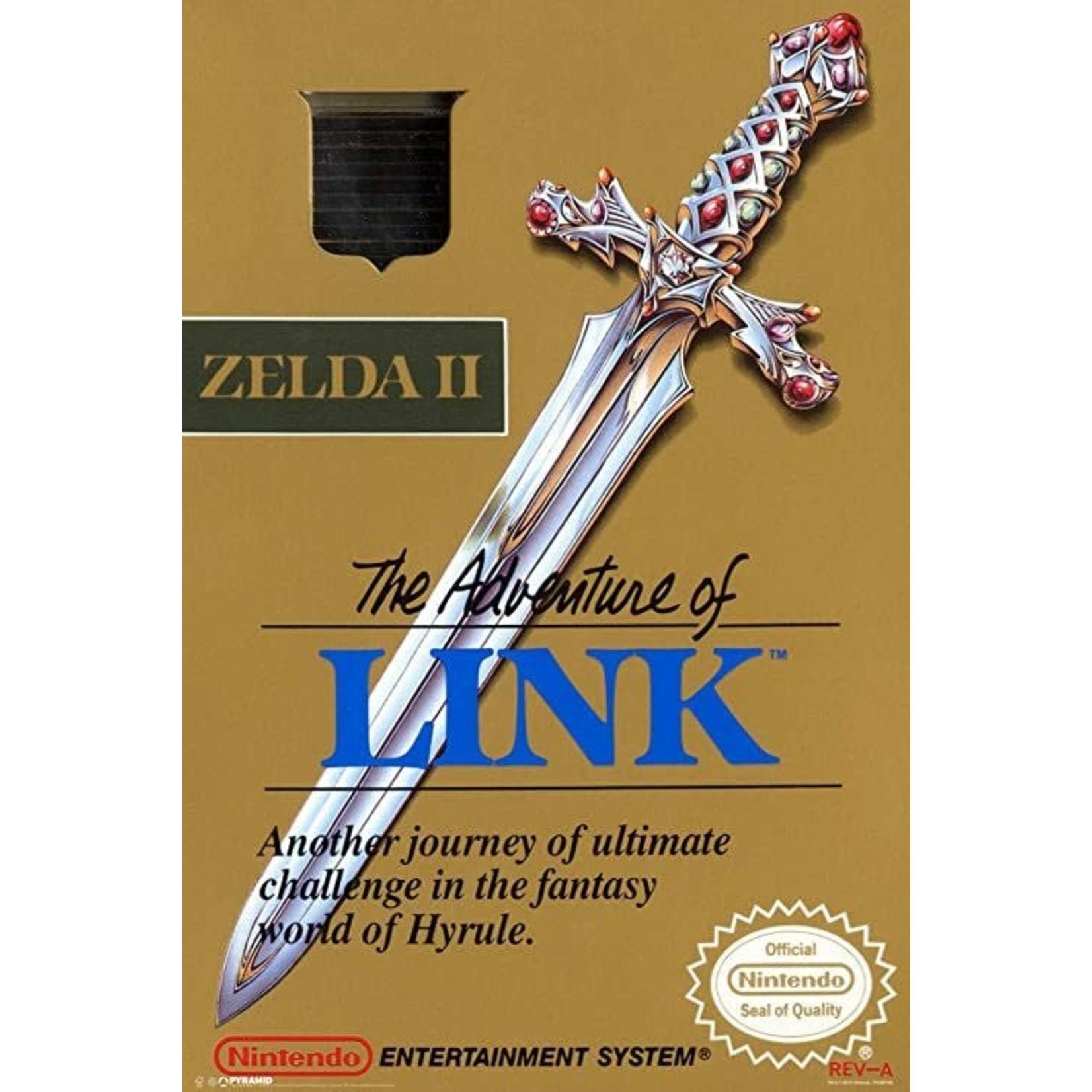 NESU-Zelda 2 The Adventure of Link (boxed)