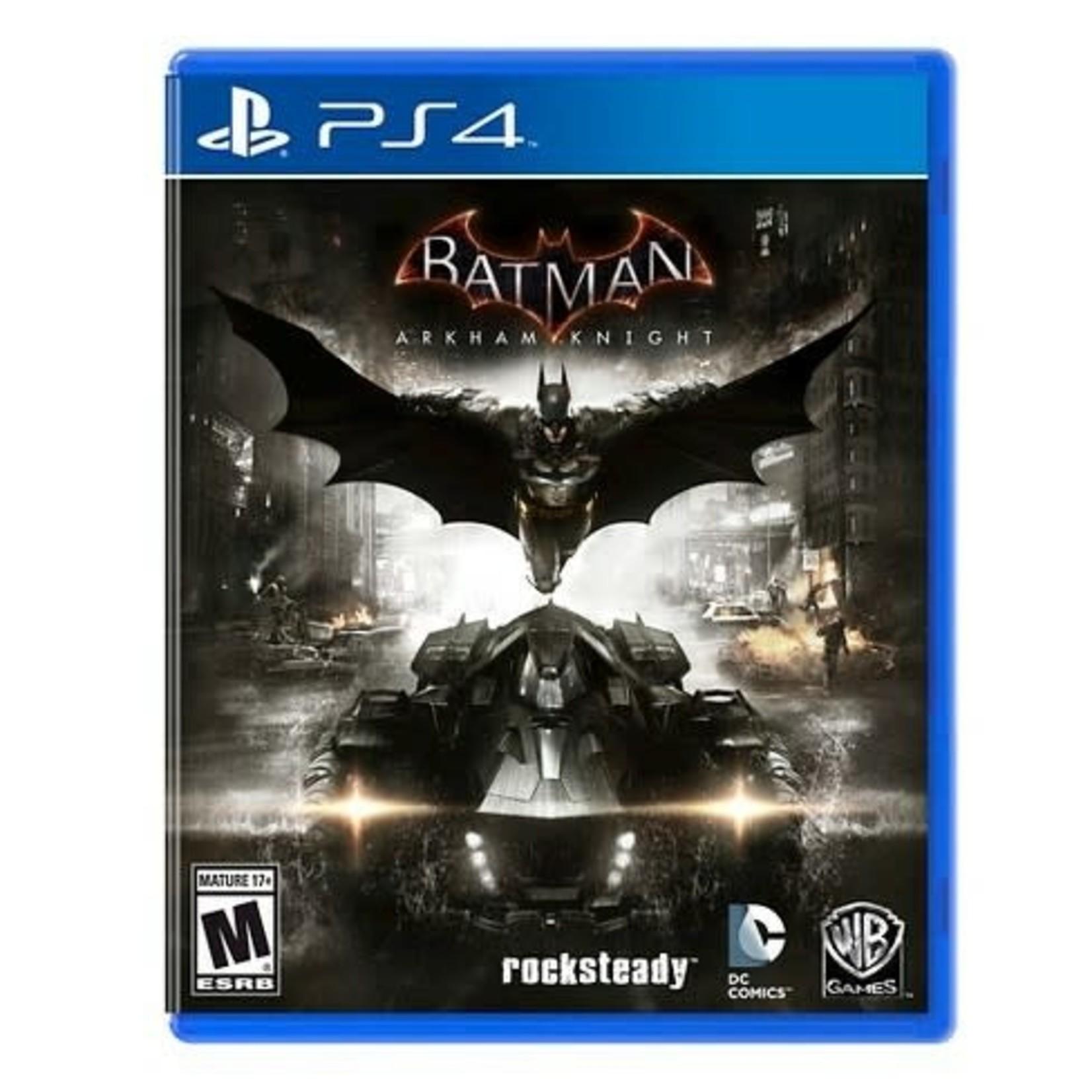 PS4U-Batman: Arkham Knight