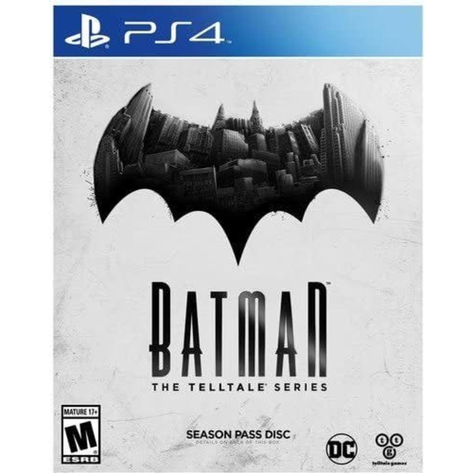 PS4U-Batman the telltale series